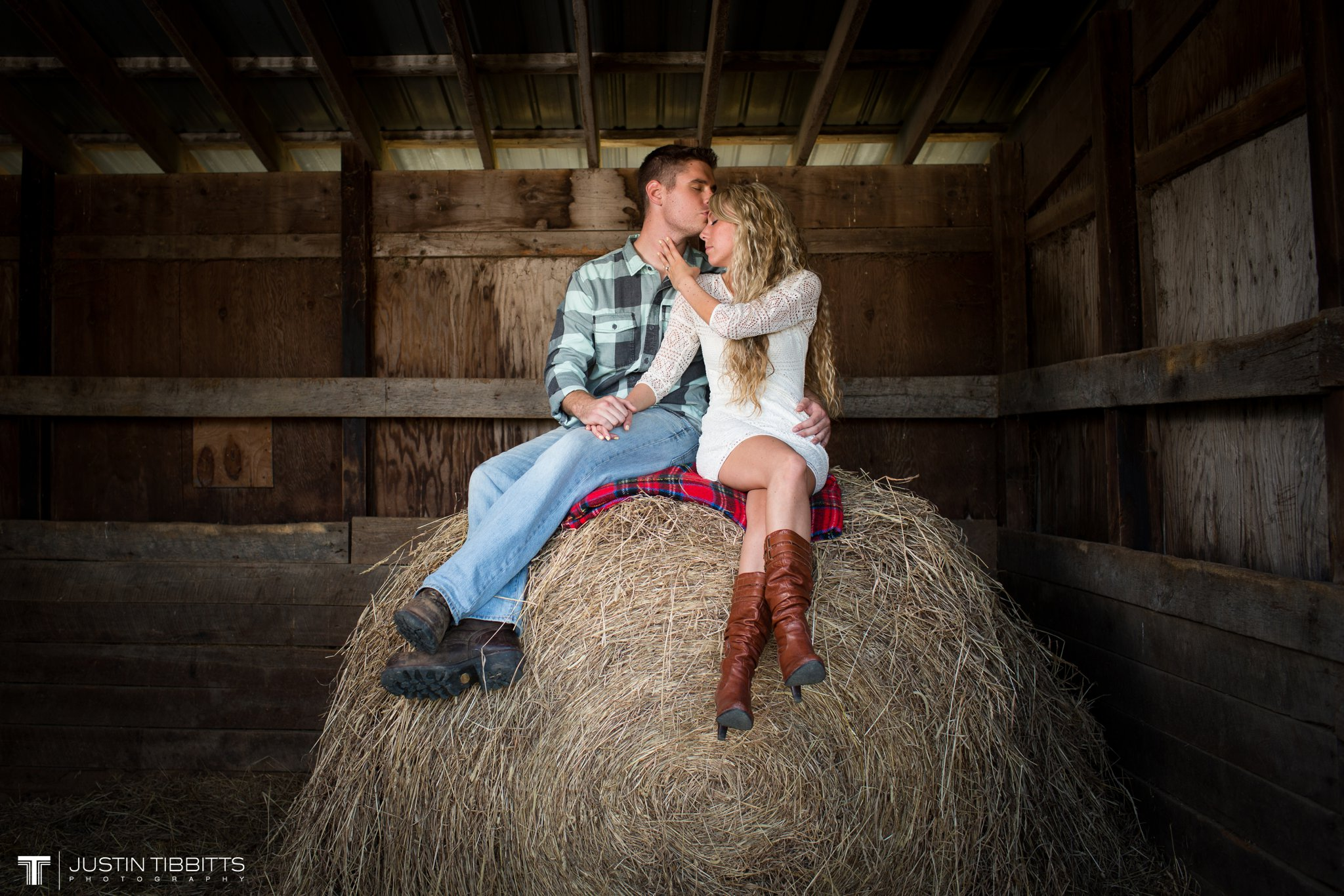 Justin Tibbitts Photography Tim and Taylor's Chatham New York Engagement Photo Shoot Albany Wedding Photography_0021