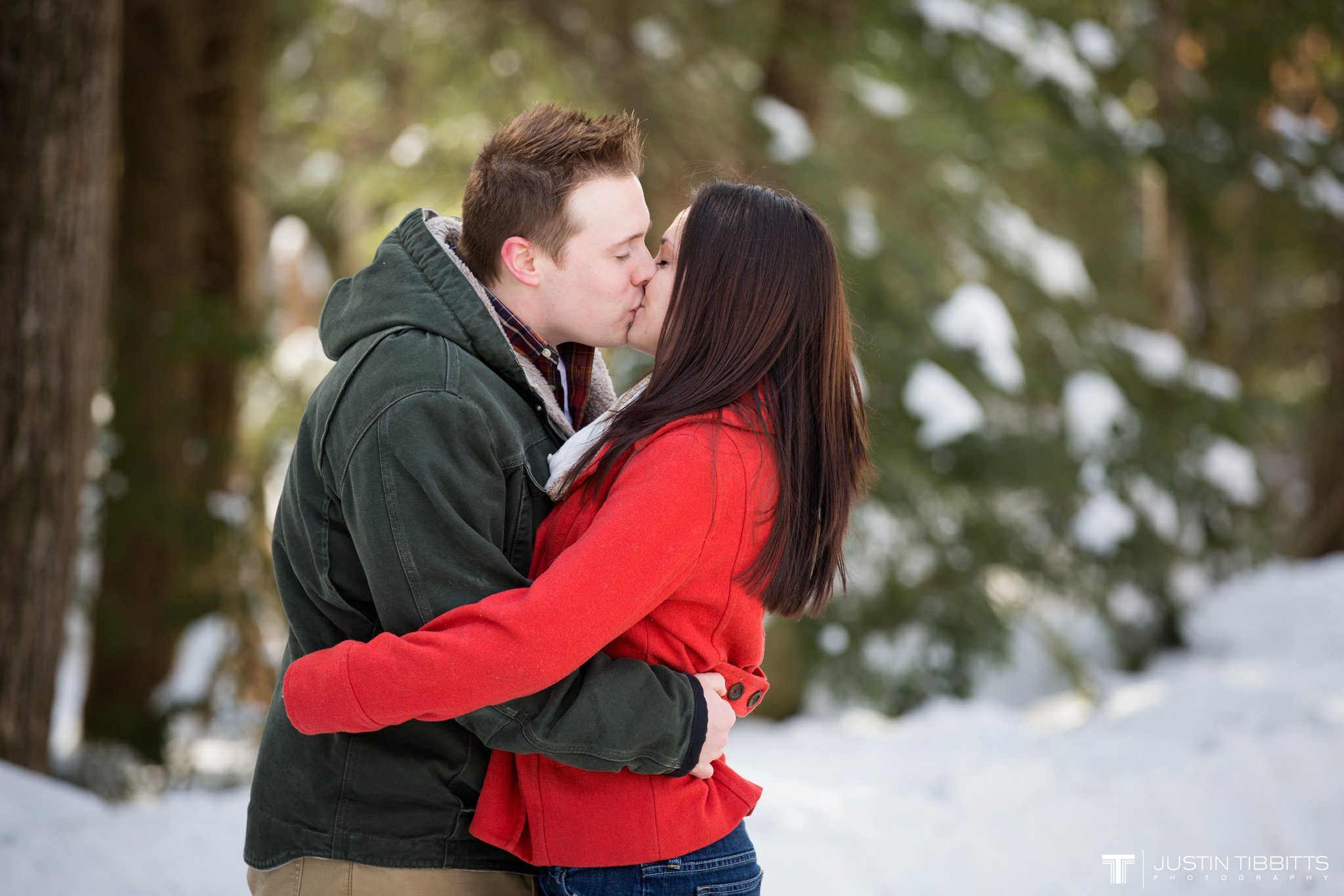 Justin Tibbitts Photography Brittany and Rob's Averill Park New York Engagement Photo shoot_0001