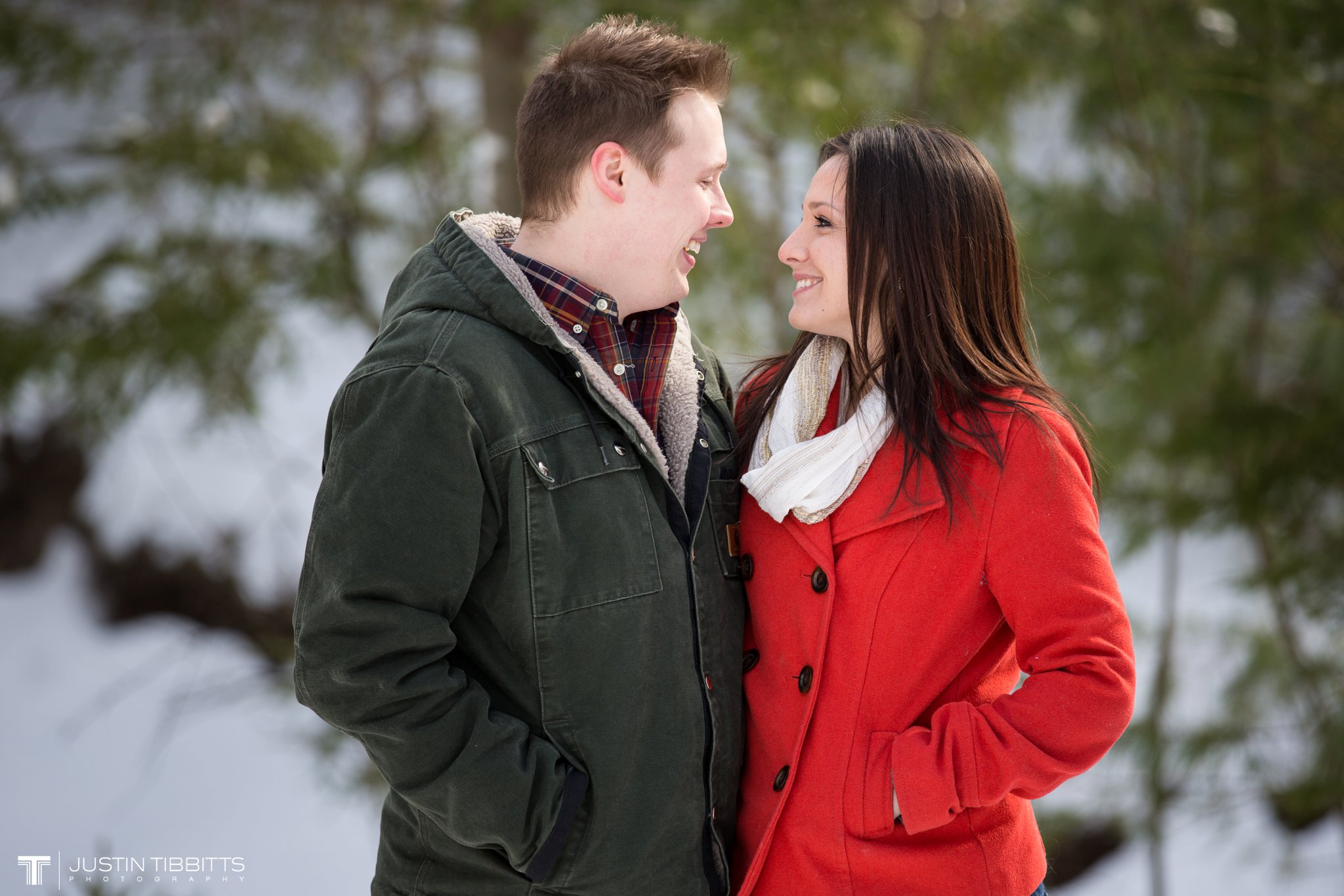 Justin Tibbitts Photography Brittany and Rob's Averill Park New York Engagement Photo shoot_0004
