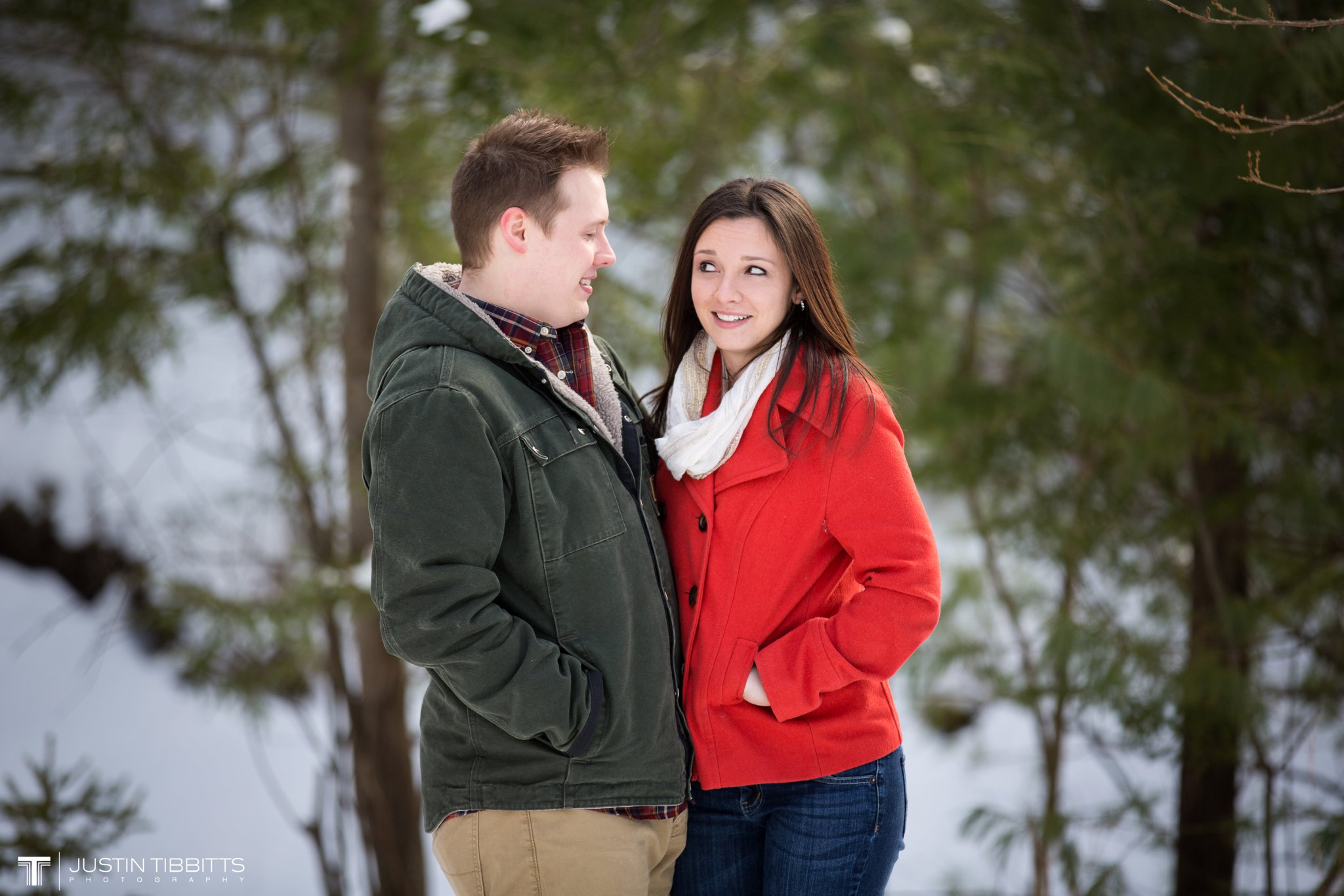 Justin Tibbitts Photography Brittany and Rob's Averill Park New York Engagement Photo shoot_0005