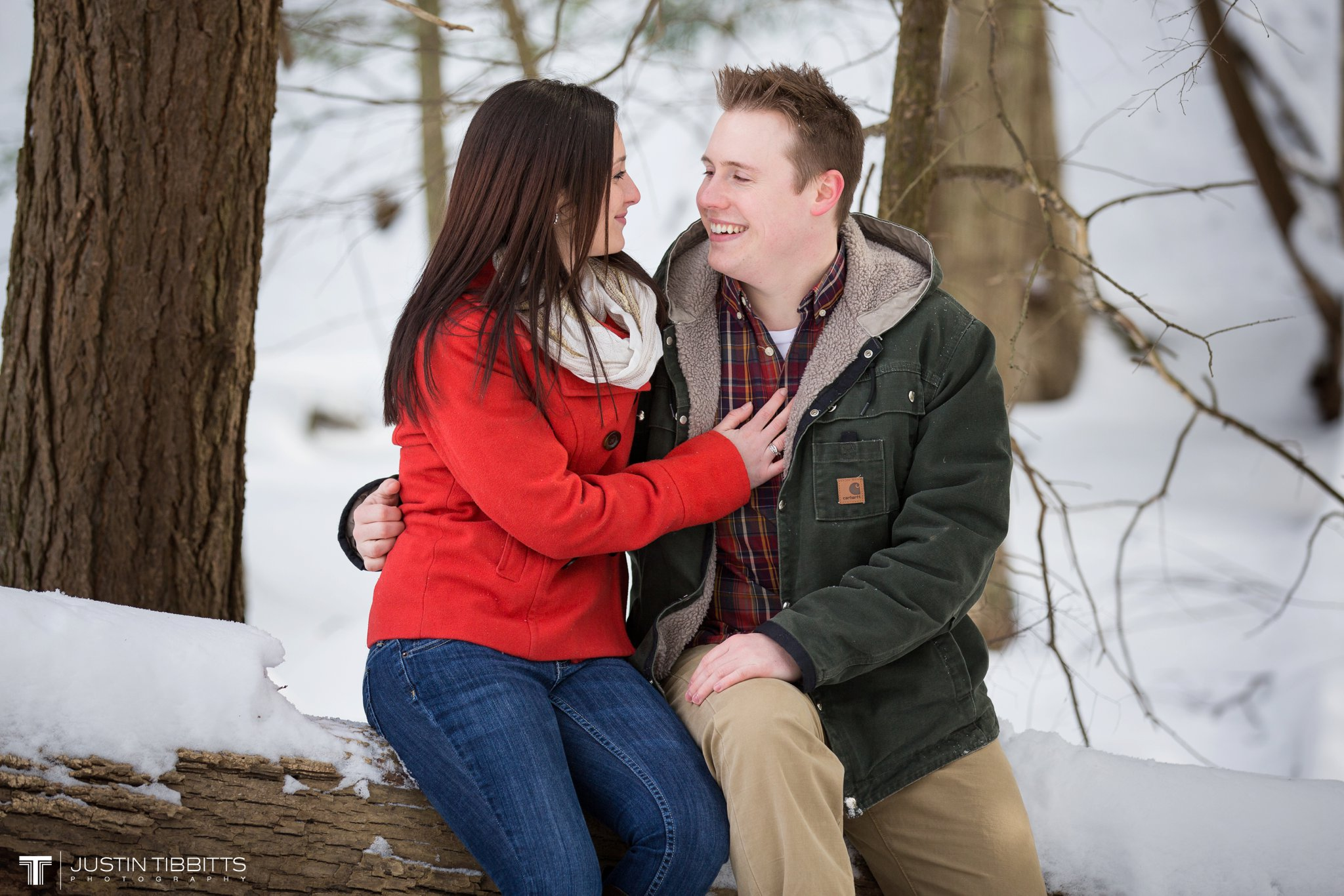 Justin Tibbitts Photography Brittany and Rob's Averill Park New York Engagement Photo shoot_0010