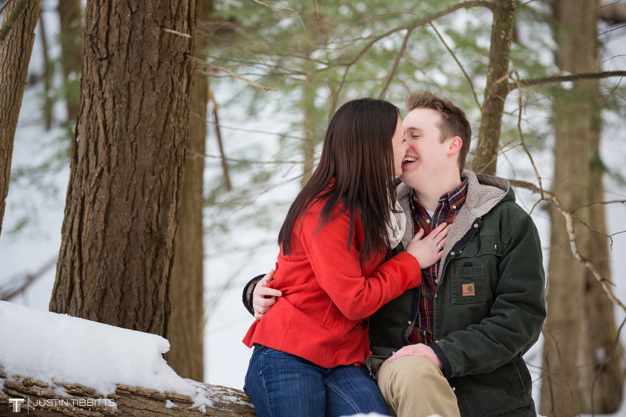 Justin Tibbitts Photography Brittany and Rob's Averill Park New York Engagement Photo shoot_0013