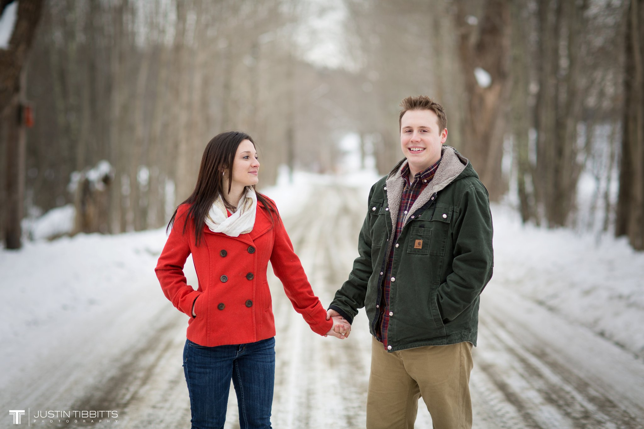 Justin Tibbitts Photography Brittany and Rob's Averill Park New York Engagement Photo shoot_0021