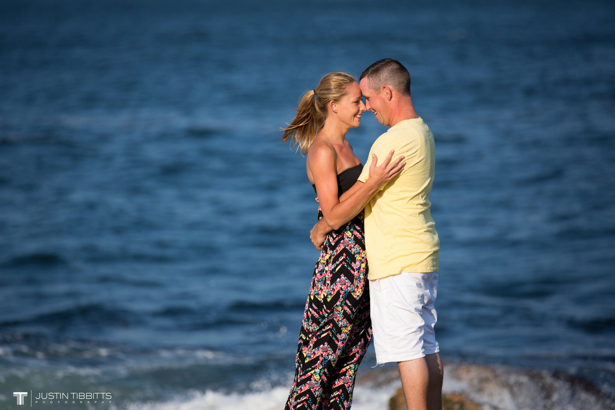 Justin Tibbitts Photography Stephanie and Dan Narragansett, RI E-shoot_0022
