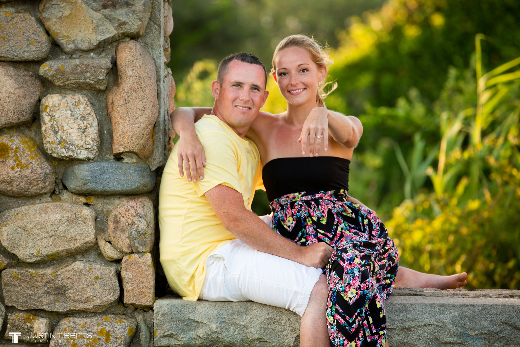 Justin Tibbitts Photography Stephanie and Dan Narragansett, RI E-shoot_0035