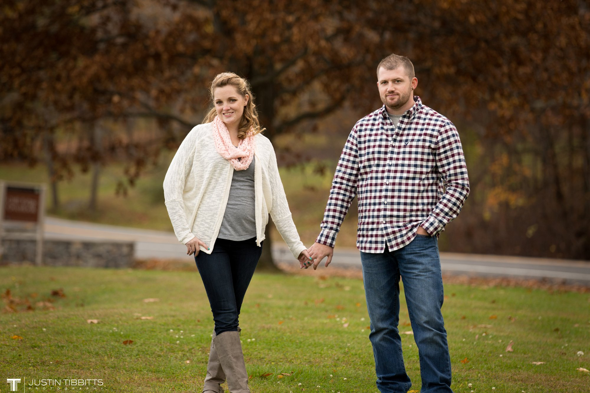 Justin Tibbitts Photography Ashlee and Steves Thatcher Park, New York Engagement Shoot-112