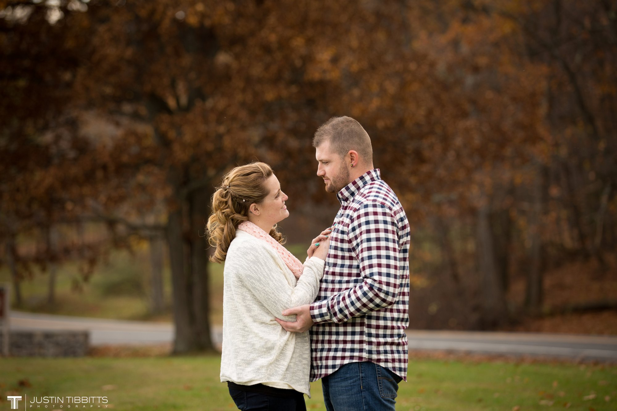 Justin Tibbitts Photography Ashlee and Steves Thatcher Park, New York Engagement Shoot-116