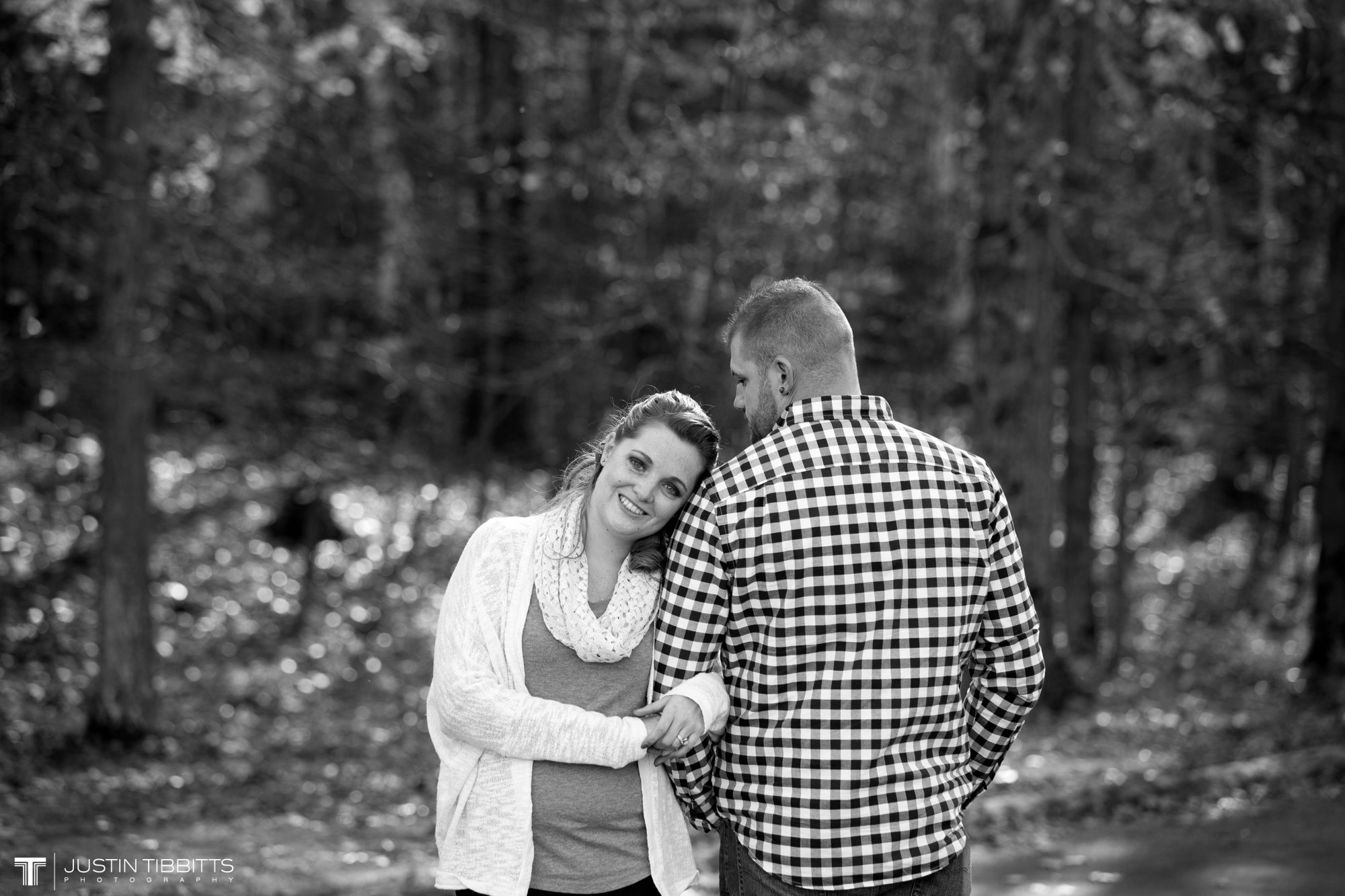 Justin Tibbitts Photography Ashlee and Steves Thatcher Park, New York Engagement Shoot-32