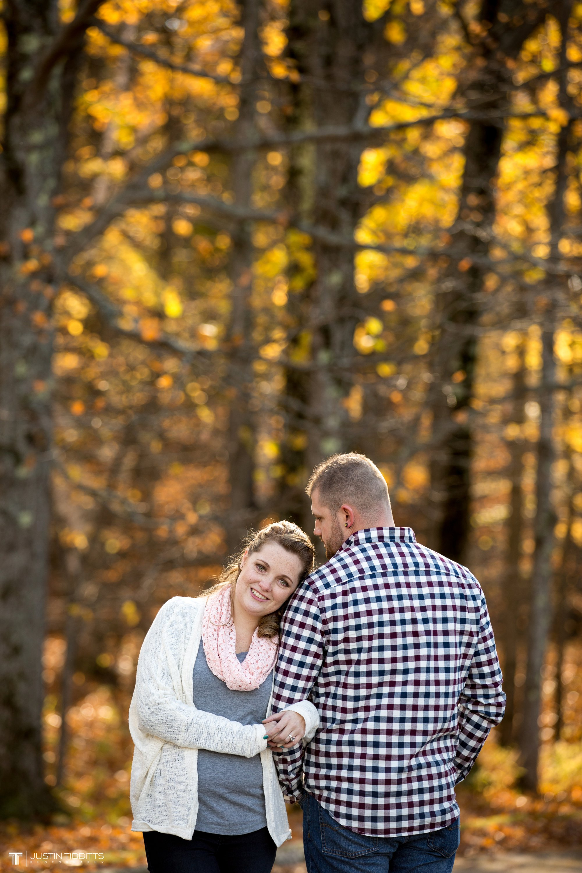 Justin Tibbitts Photography Ashlee and Steves Thatcher Park, New York Engagement Shoot-33