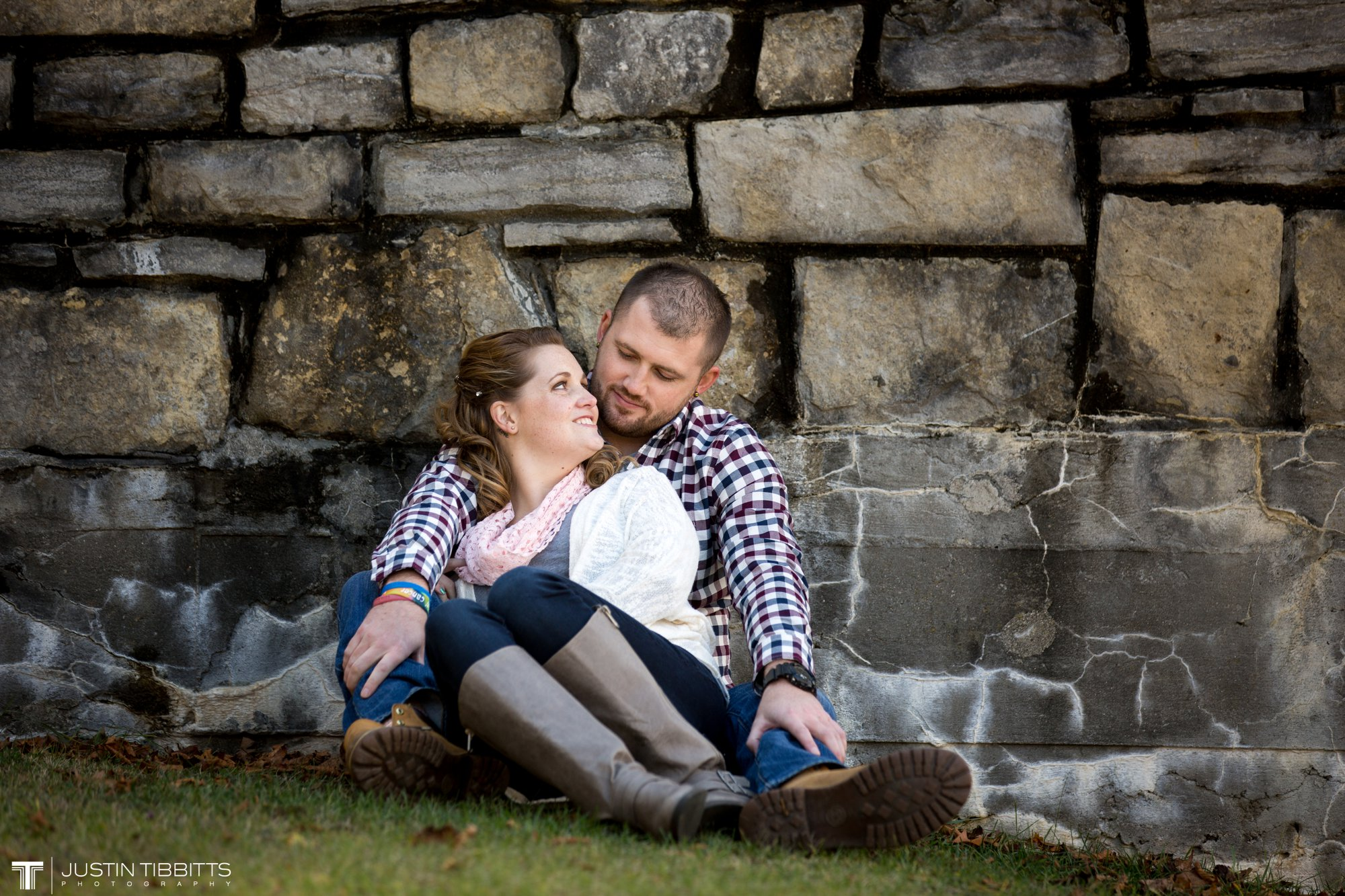 Justin Tibbitts Photography Ashlee and Steves Thatcher Park, New York Engagement Shoot-63