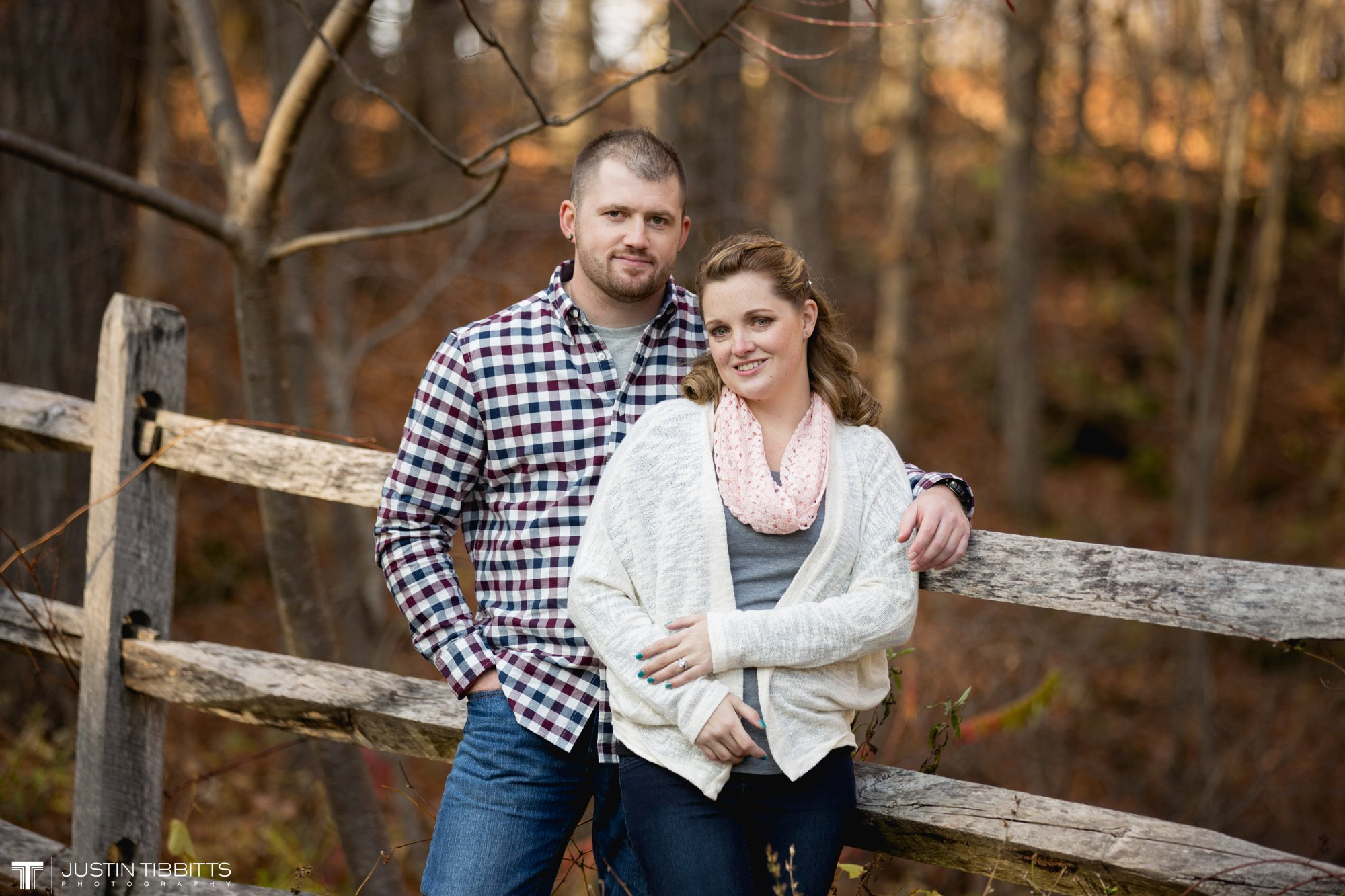 Justin Tibbitts Photography Ashlee and Steves Thatcher Park, New York Engagement Shoot-65