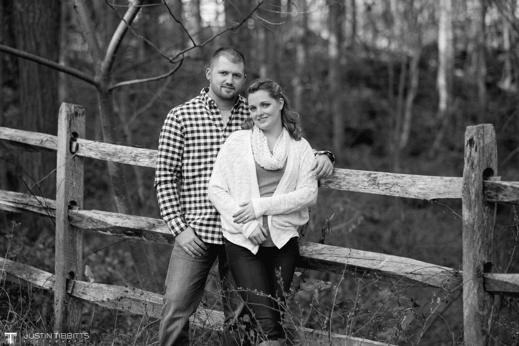 Justin Tibbitts Photography Ashlee and Steves Thatcher Park, New York Engagement Shoot-66
