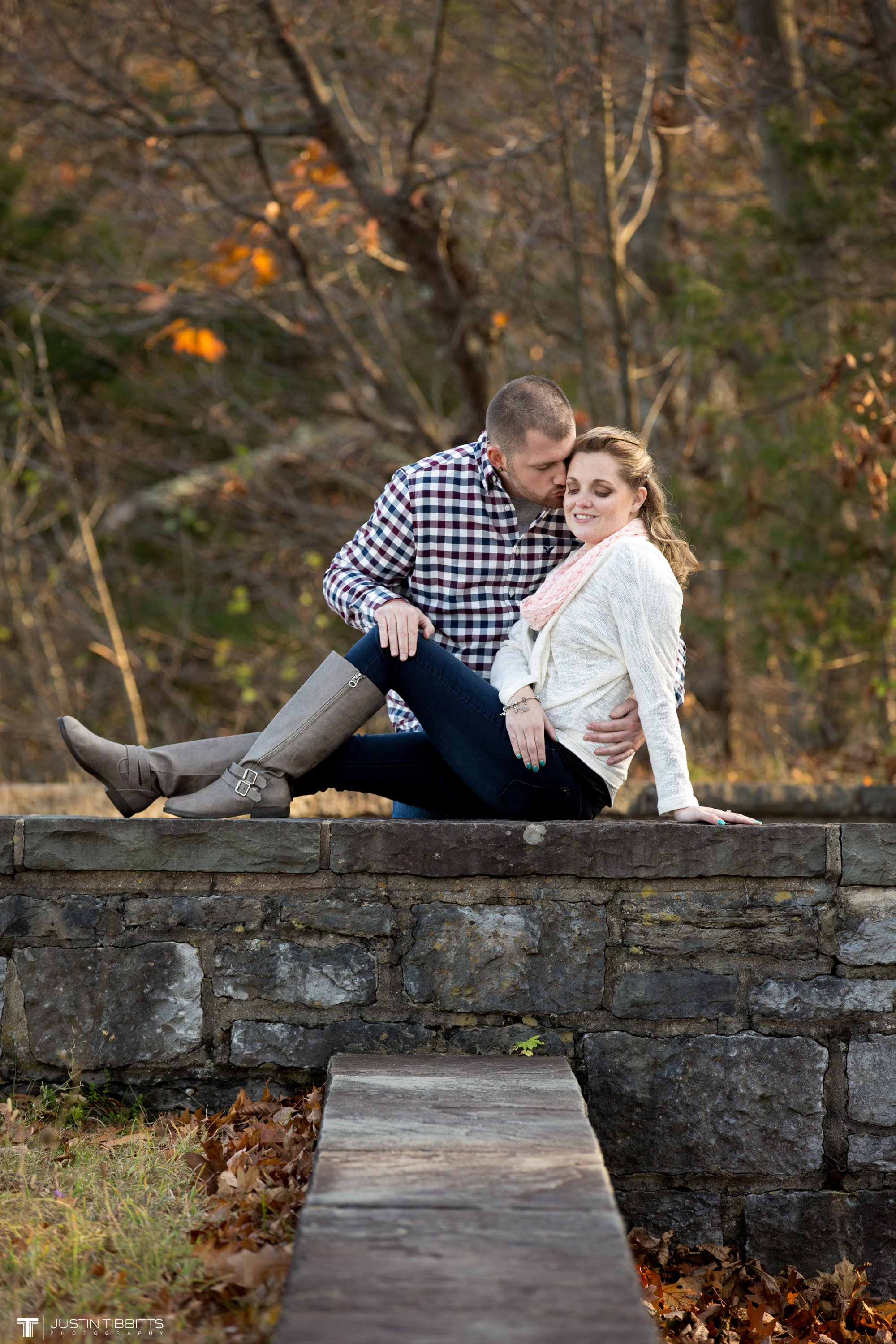 Justin Tibbitts Photography Ashlee and Steves Thatcher Park, New York Engagement Shoot-88