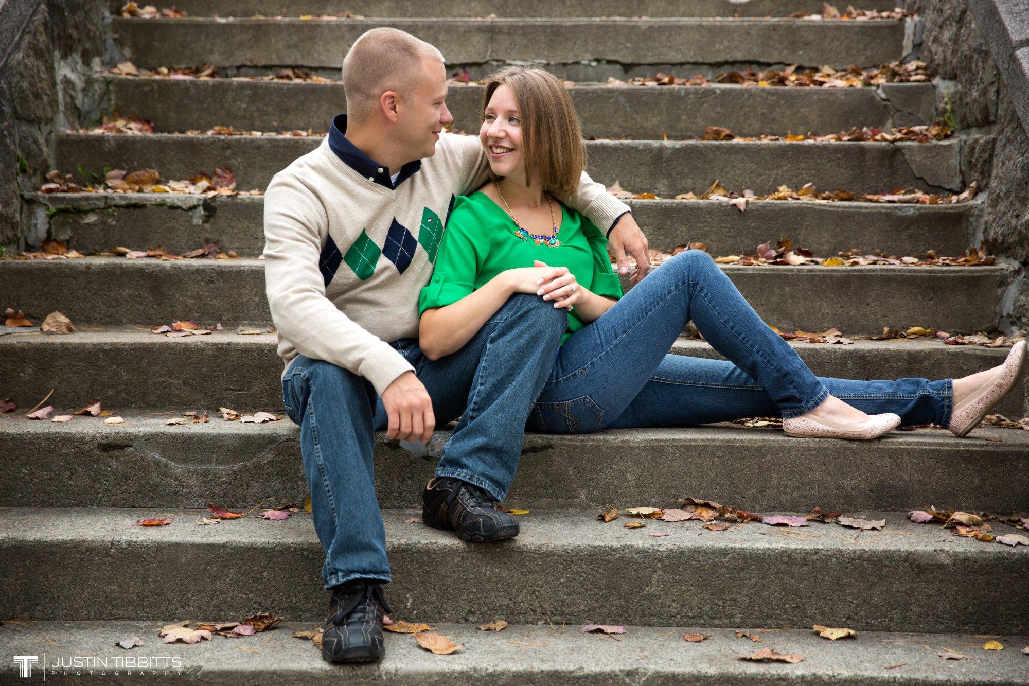 Justin Tibbitts Photography Heather and Stephen Congress Park, Saratoga, NY E-shoot-40