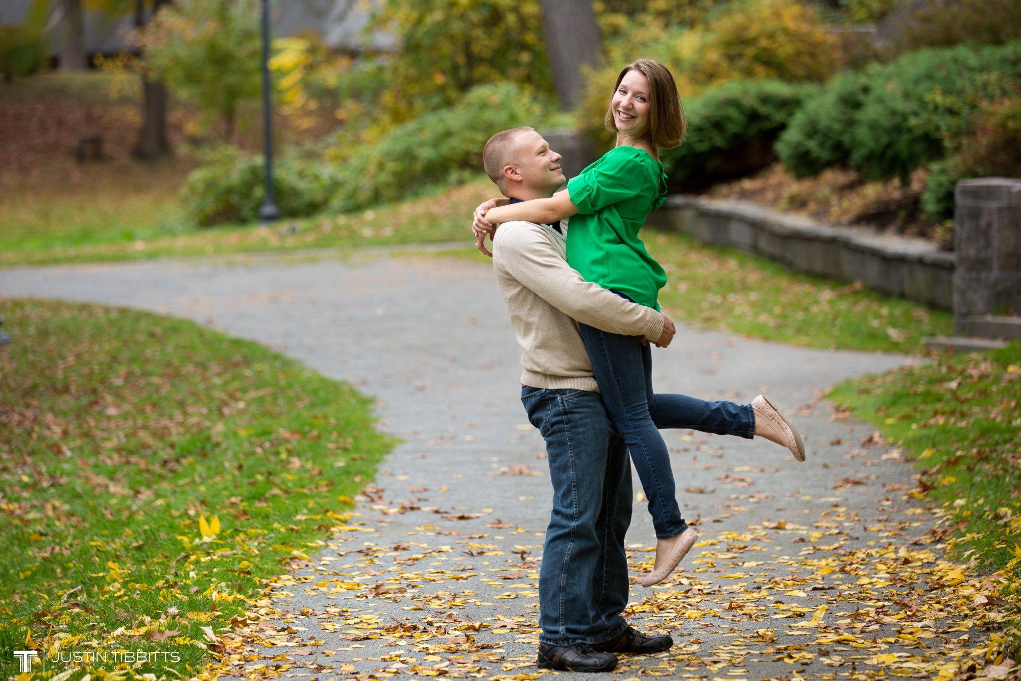 Justin Tibbitts Photography Heather and Stephen Congress Park, Saratoga, NY E-shoot-45