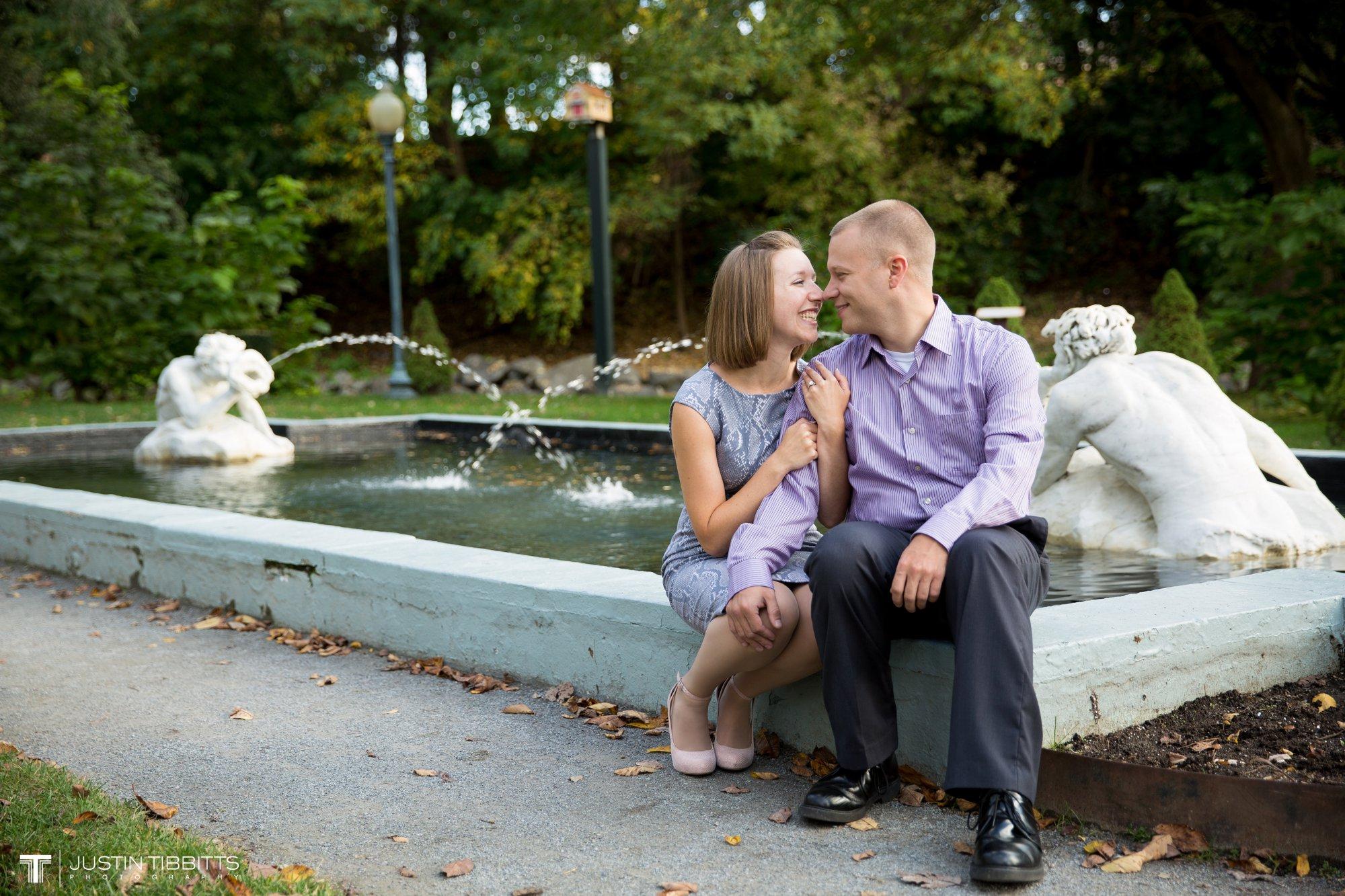 Justin Tibbitts Photography Heather and Stephen Congress Park, Saratoga, NY E-shoot-89