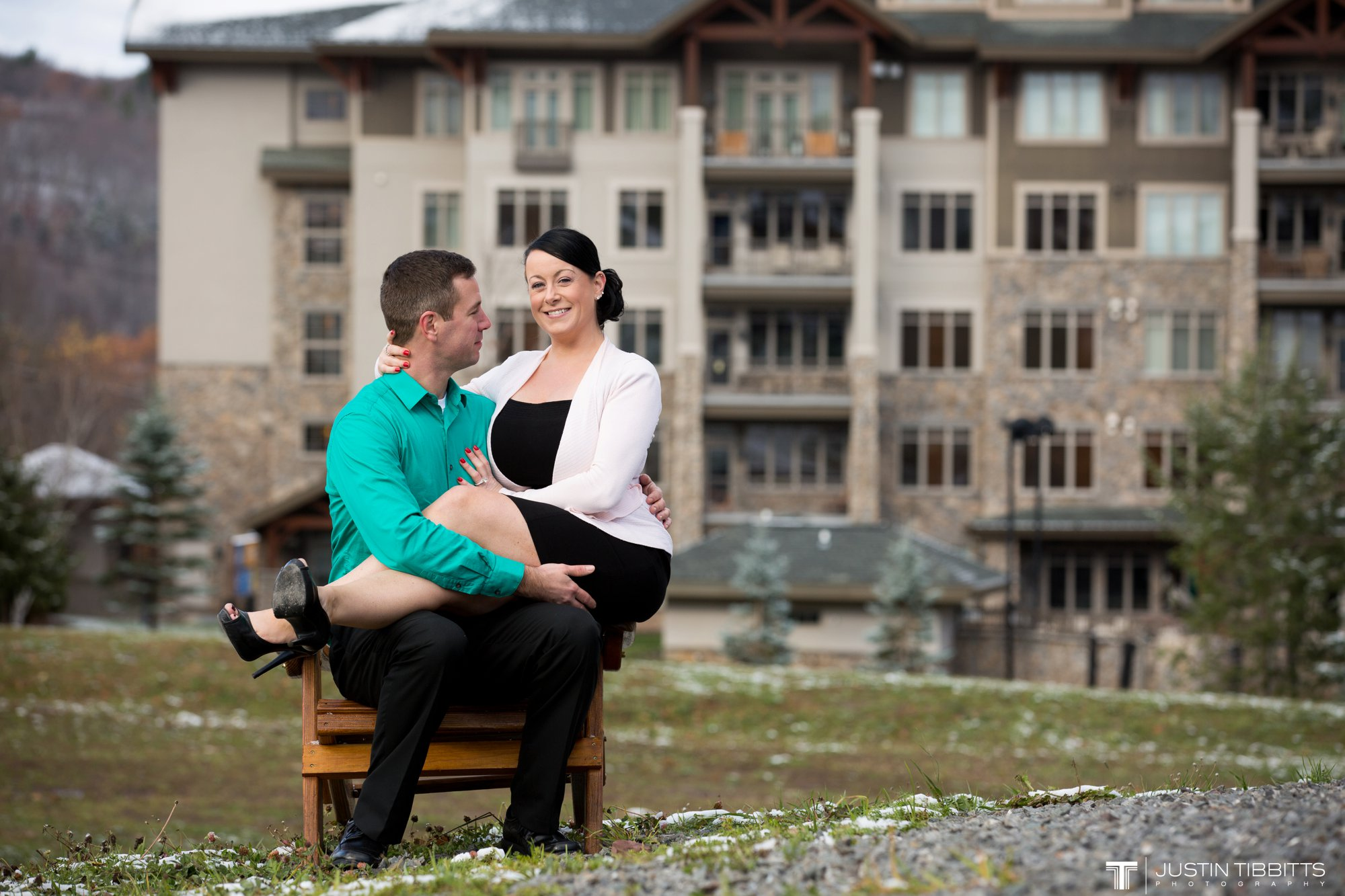 Justin Tibbitts Photography Kristie and Gregs Windham Mountain Resort Engagement Shoot-39