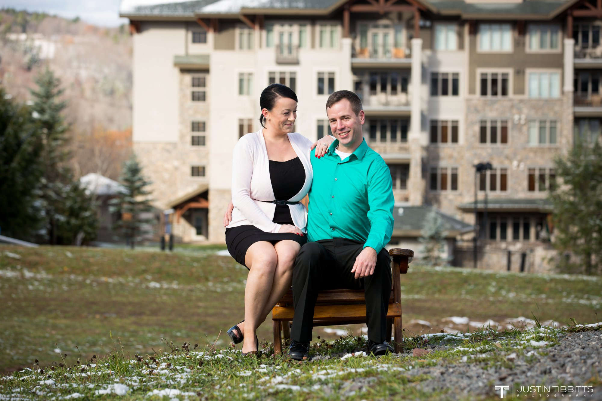 Justin Tibbitts Photography Kristie and Gregs Windham Mountain Resort Engagement Shoot-44