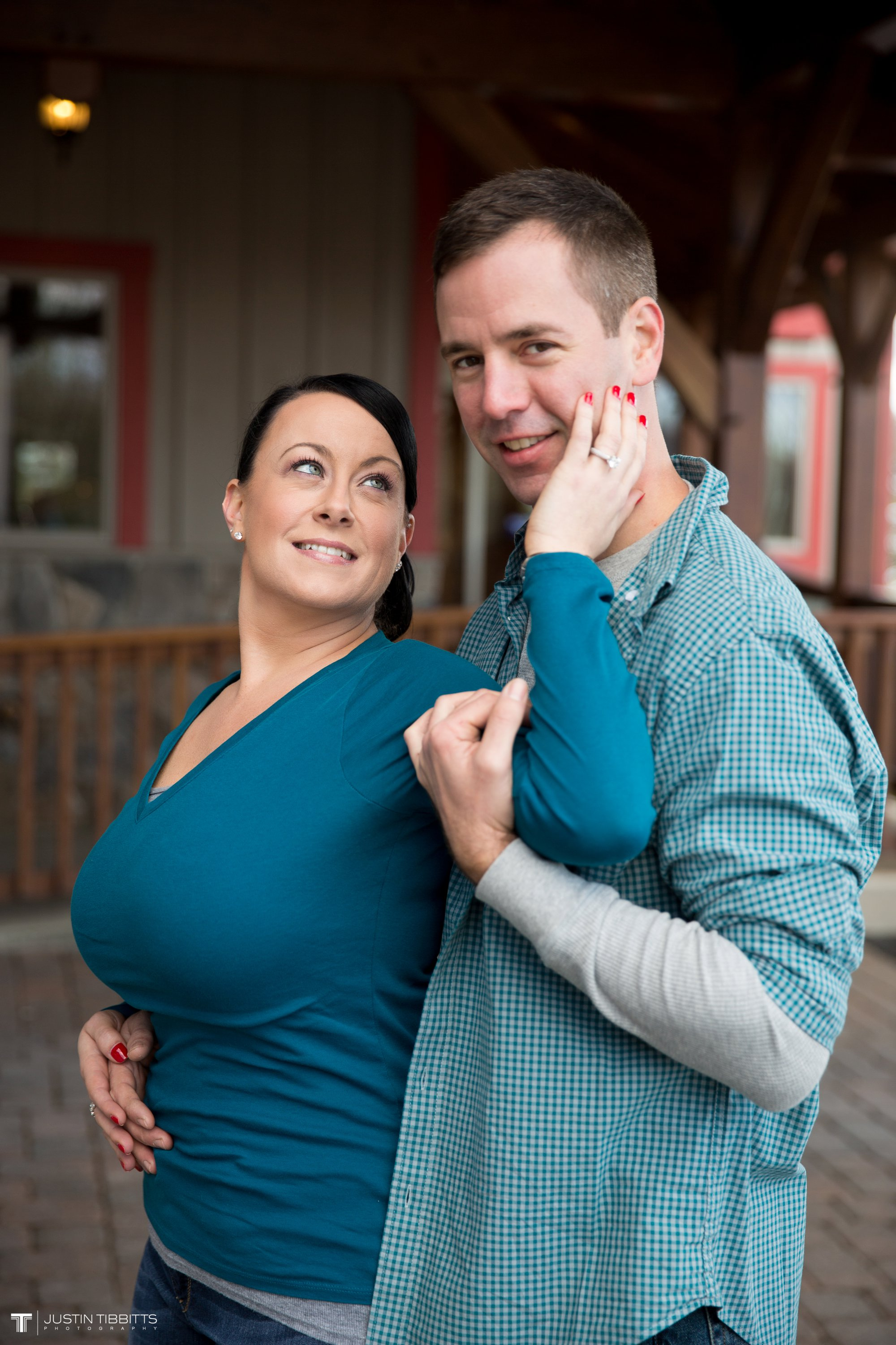 Justin Tibbitts Photography Kristie and Gregs Windham Mountain Resort Engagement Shoot-56