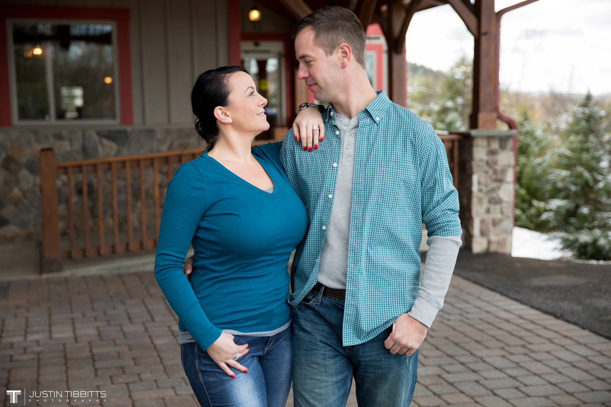 Justin Tibbitts Photography Kristie and Gregs Windham Mountain Resort Engagement Shoot-60
