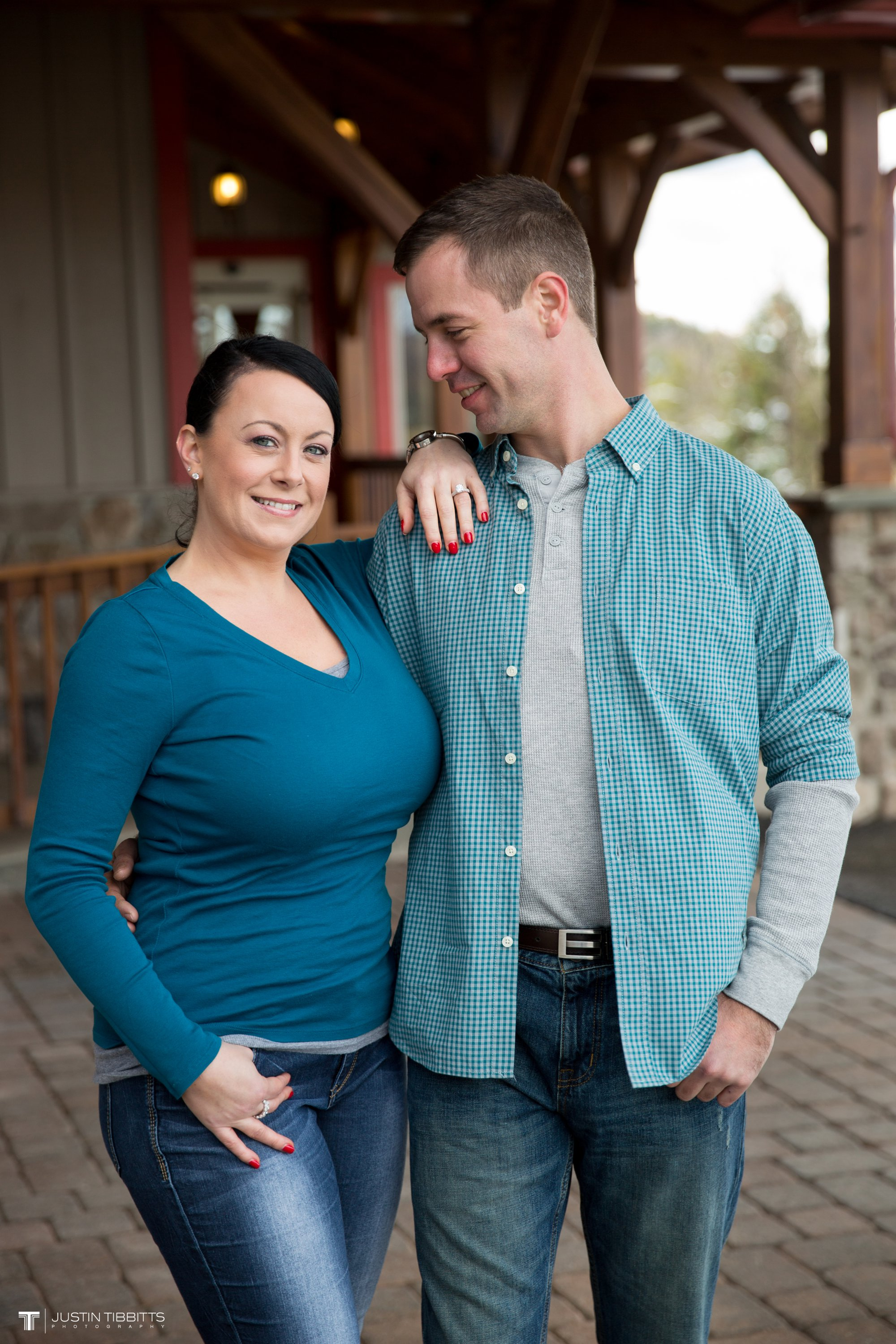Justin Tibbitts Photography Kristie and Gregs Windham Mountain Resort Engagement Shoot-64