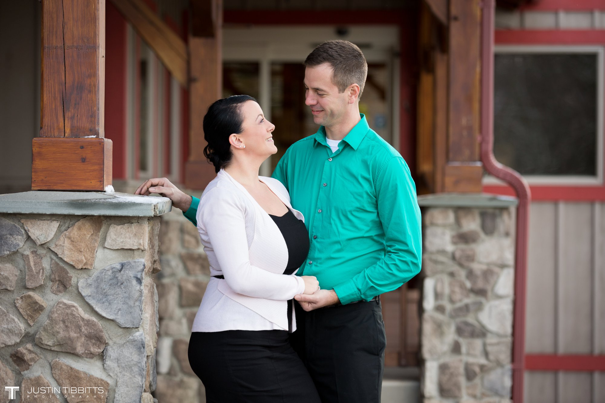 Justin Tibbitts Photography Kristie and Gregs Windham Mountain Resort Engagement Shoot-9