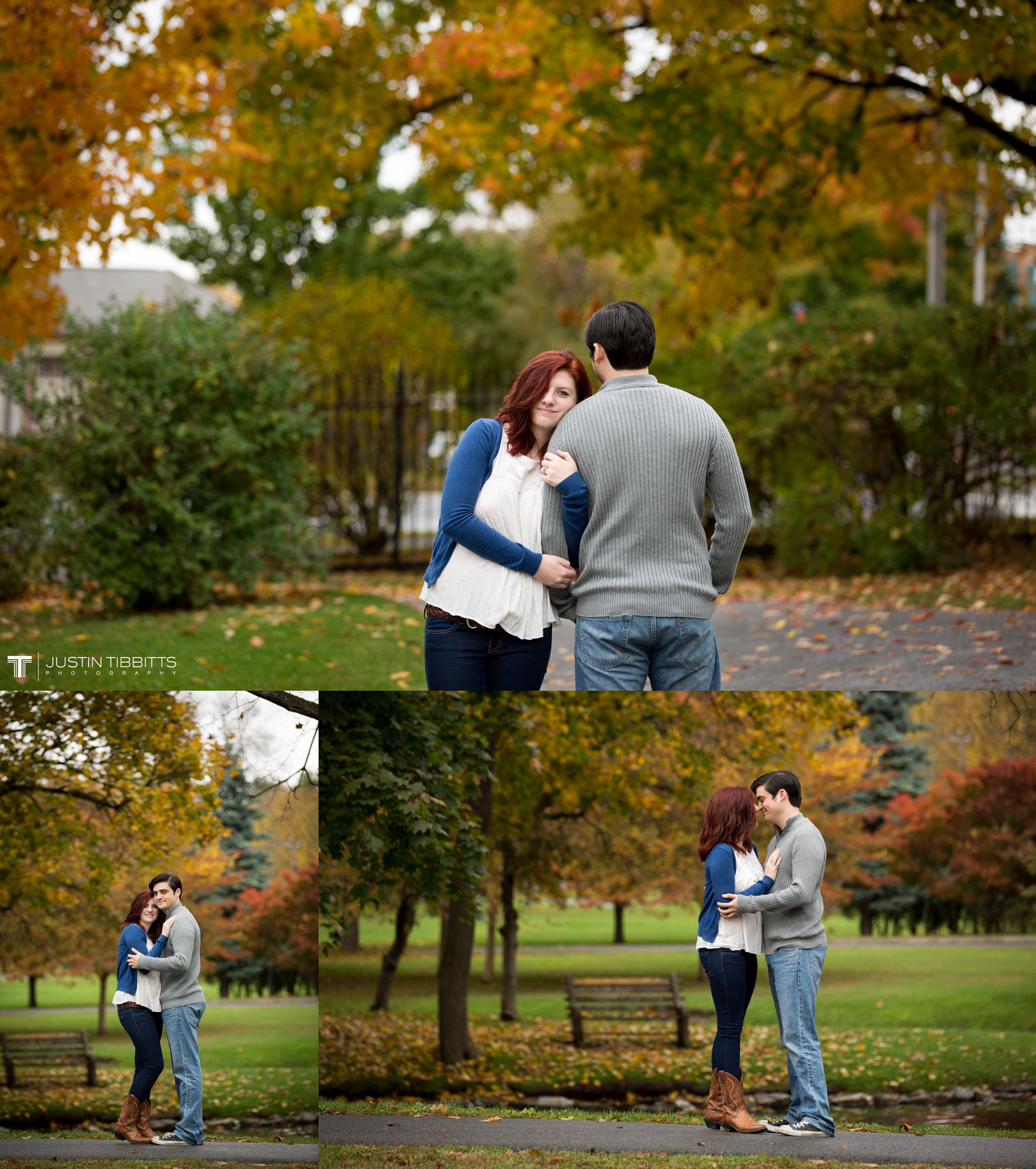 Justin Tibbitts Photography Sara and Michaels Congress Park, Saratoga, NY E-shoot-8