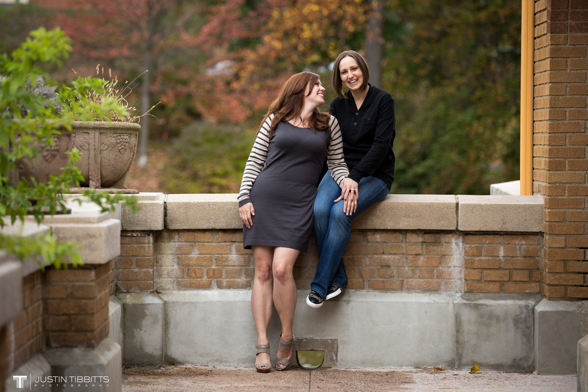 Justin Tibbitts Photography Brittany and Alyce Albany NY engagement shoot-104