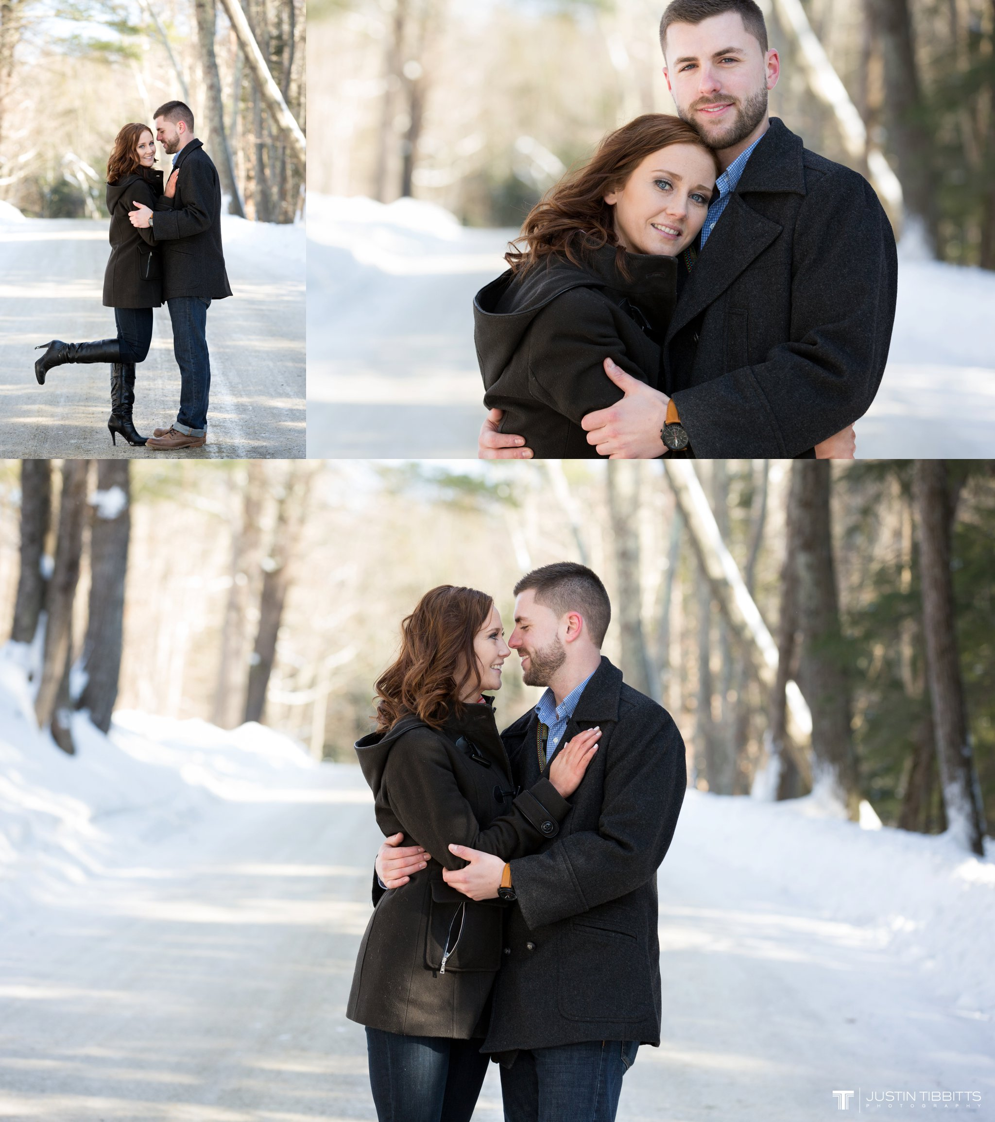 Carissa and Jason's Averill Park, NY Winter Engagement shoot-20