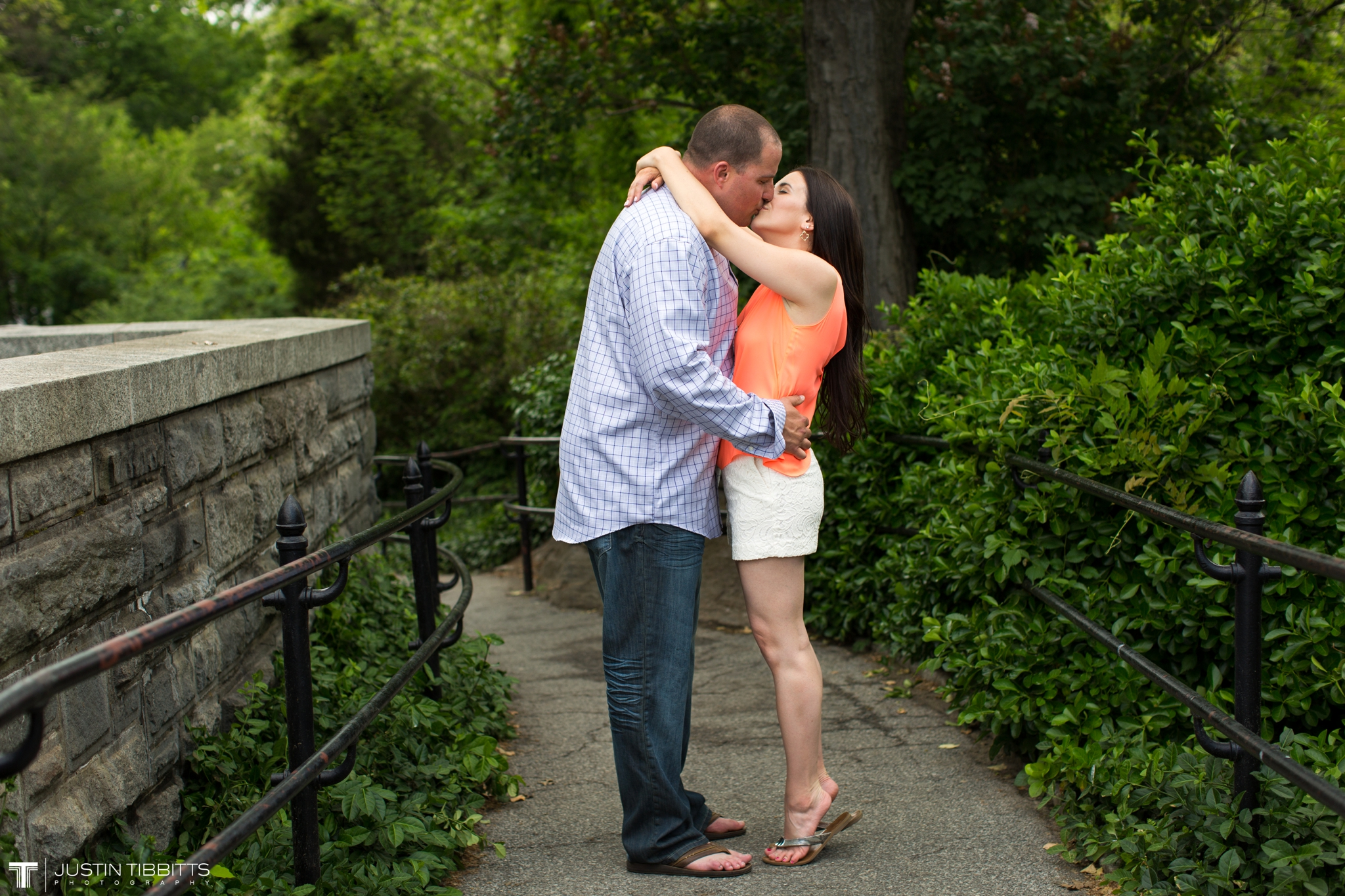 Lindsay and Tim's NYC Engagement shoot finger retouch-22