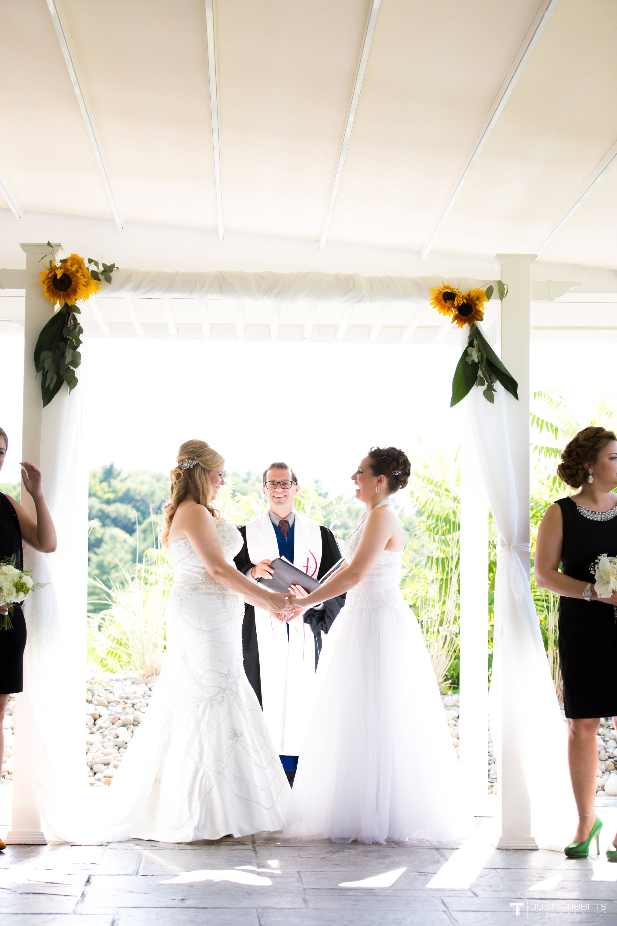 Brittany and Alyce's Normanside Country Club Wedding_0079