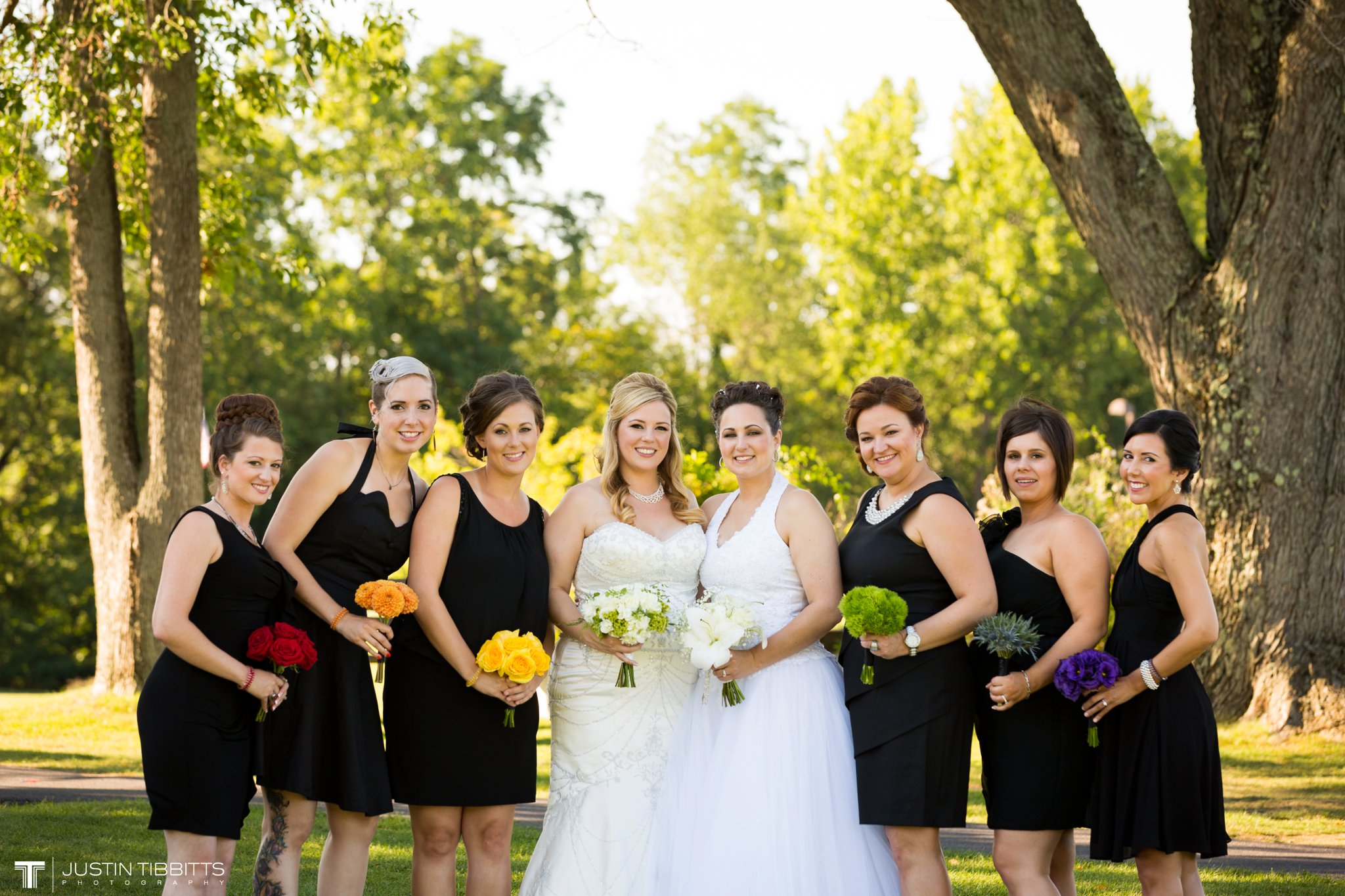 Brittany and Alyce's Normanside Country Club Wedding_0090