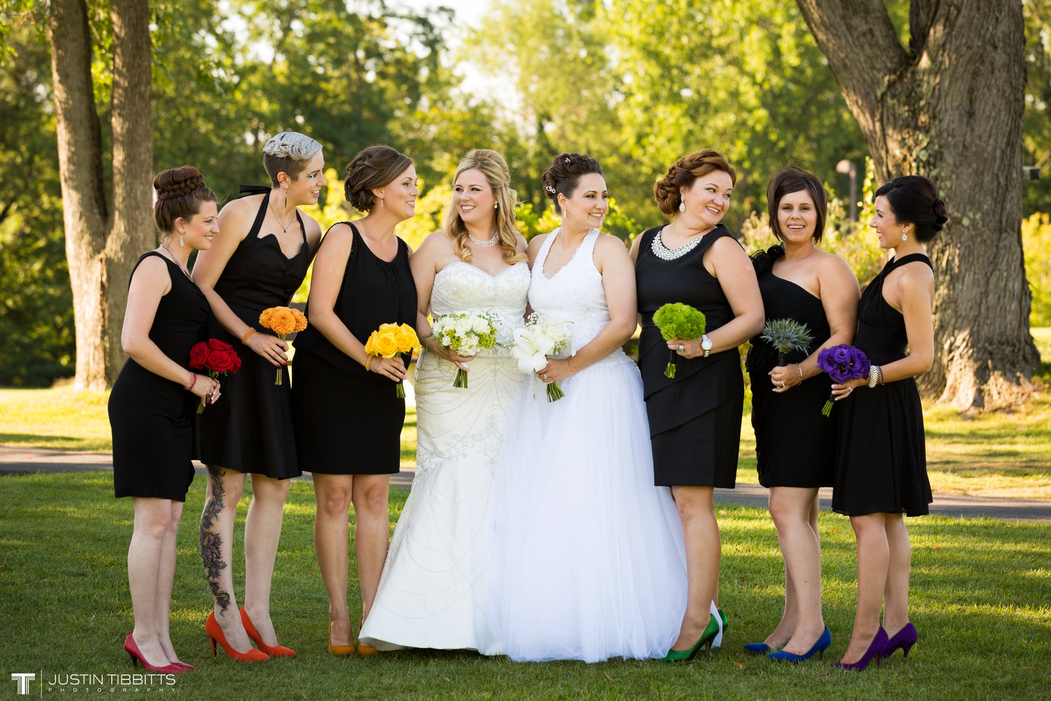 Brittany and Alyce's Normanside Country Club Wedding_0091