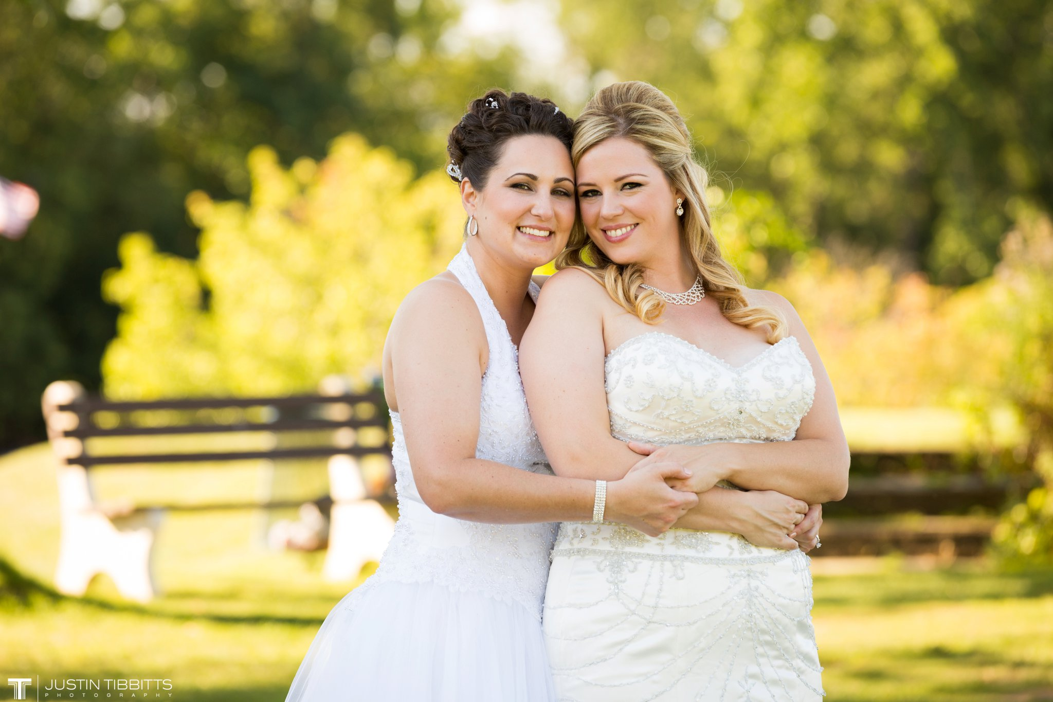 Brittany and Alyce's Normanside Country Club Wedding_0100