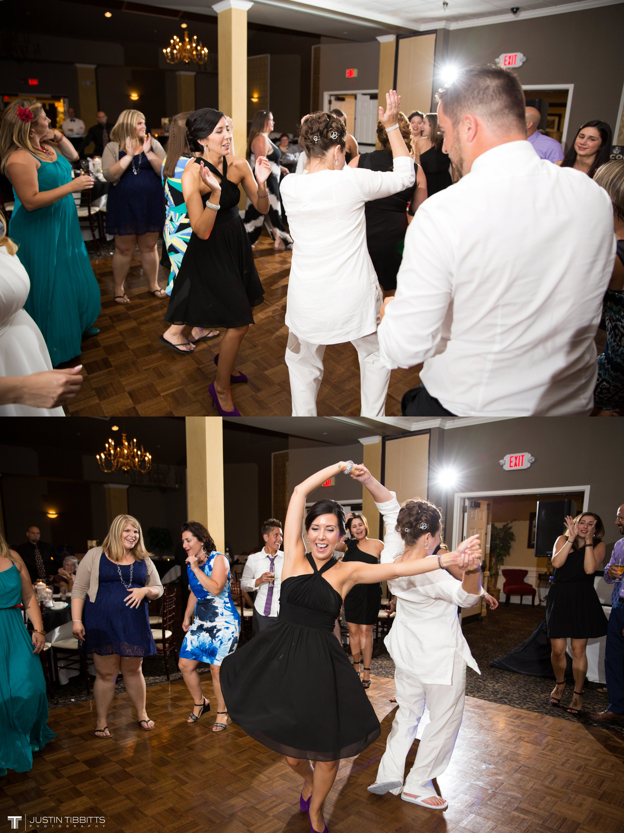 Brittany and Alyce's Normanside Country Club Wedding_0131