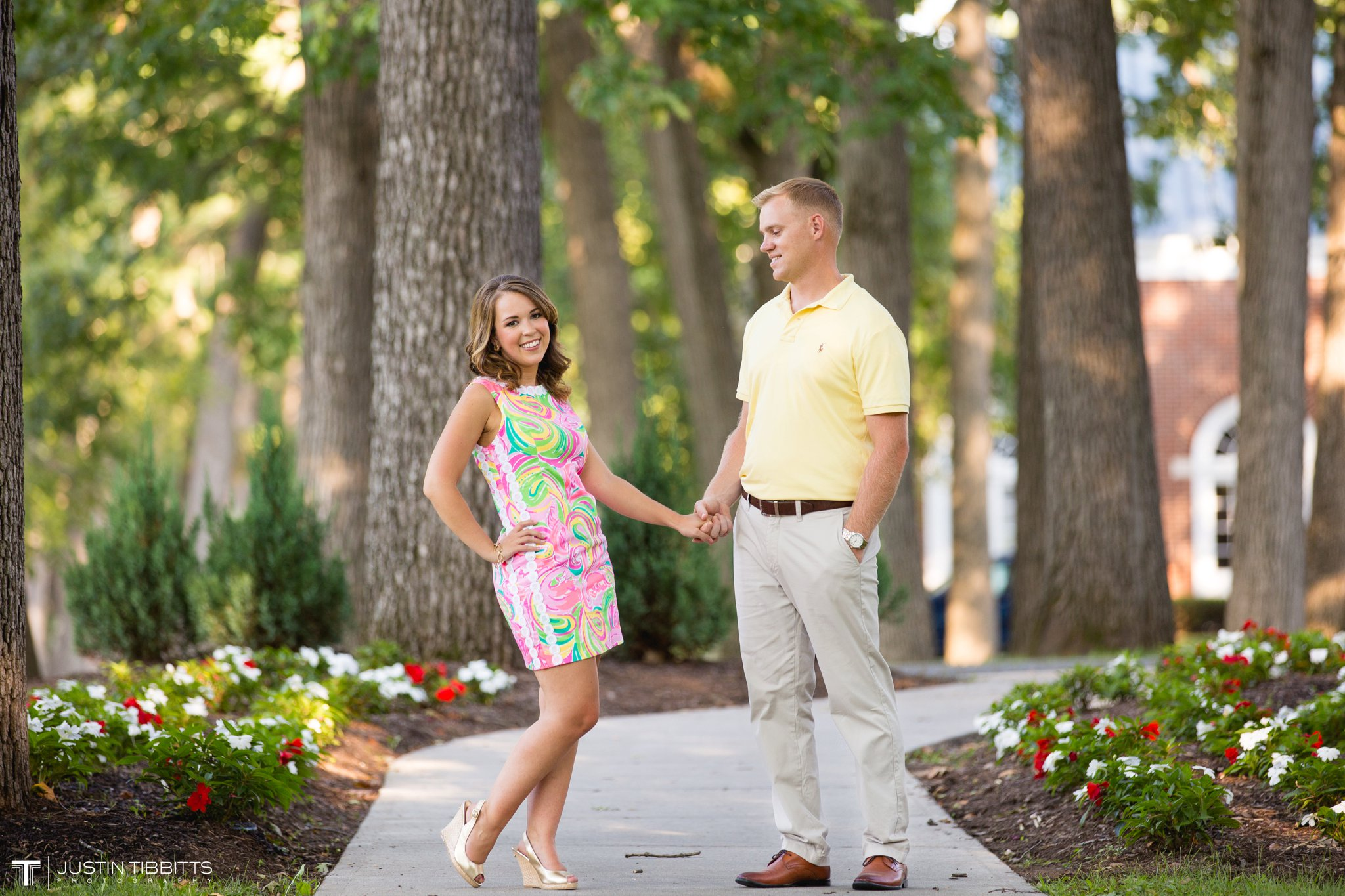 Saratogs Springs, NY Engagement Photos with Ryan and Alex-33