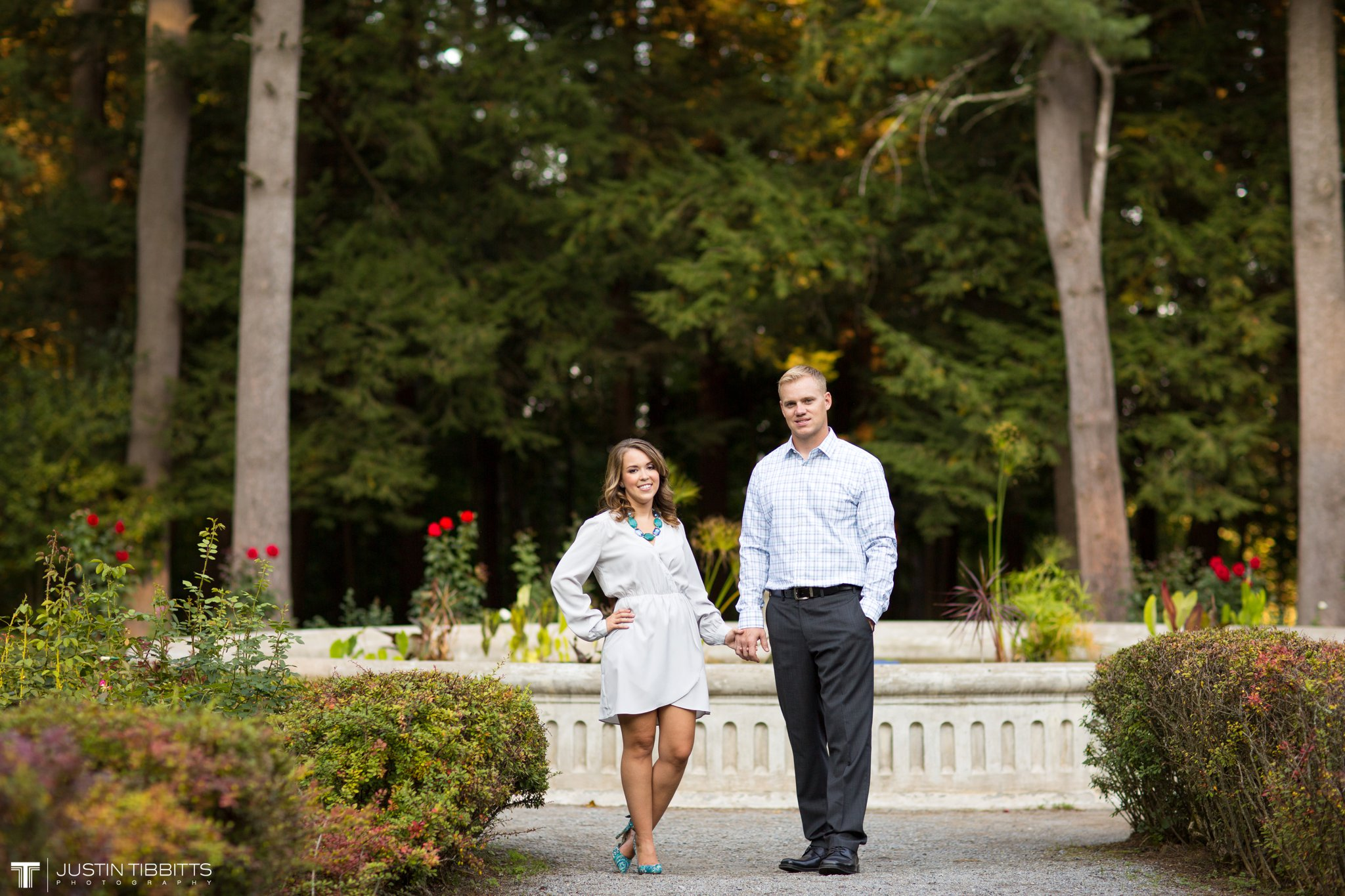 Saratogs Springs, NY Engagement Photos with Ryan and Alex-39