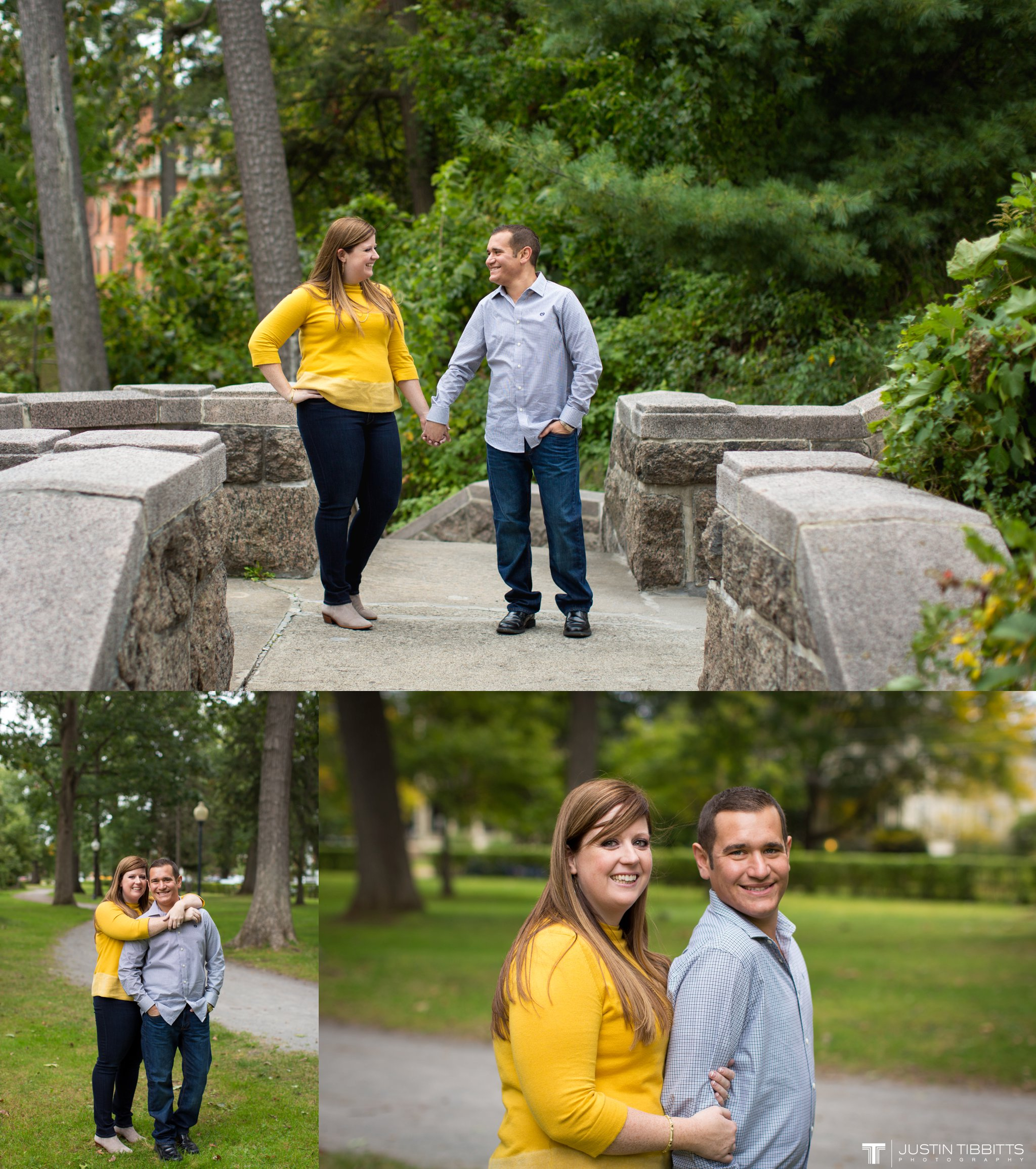 Amanda and John Michael's Saratoga, NY Engagement Shoot-27