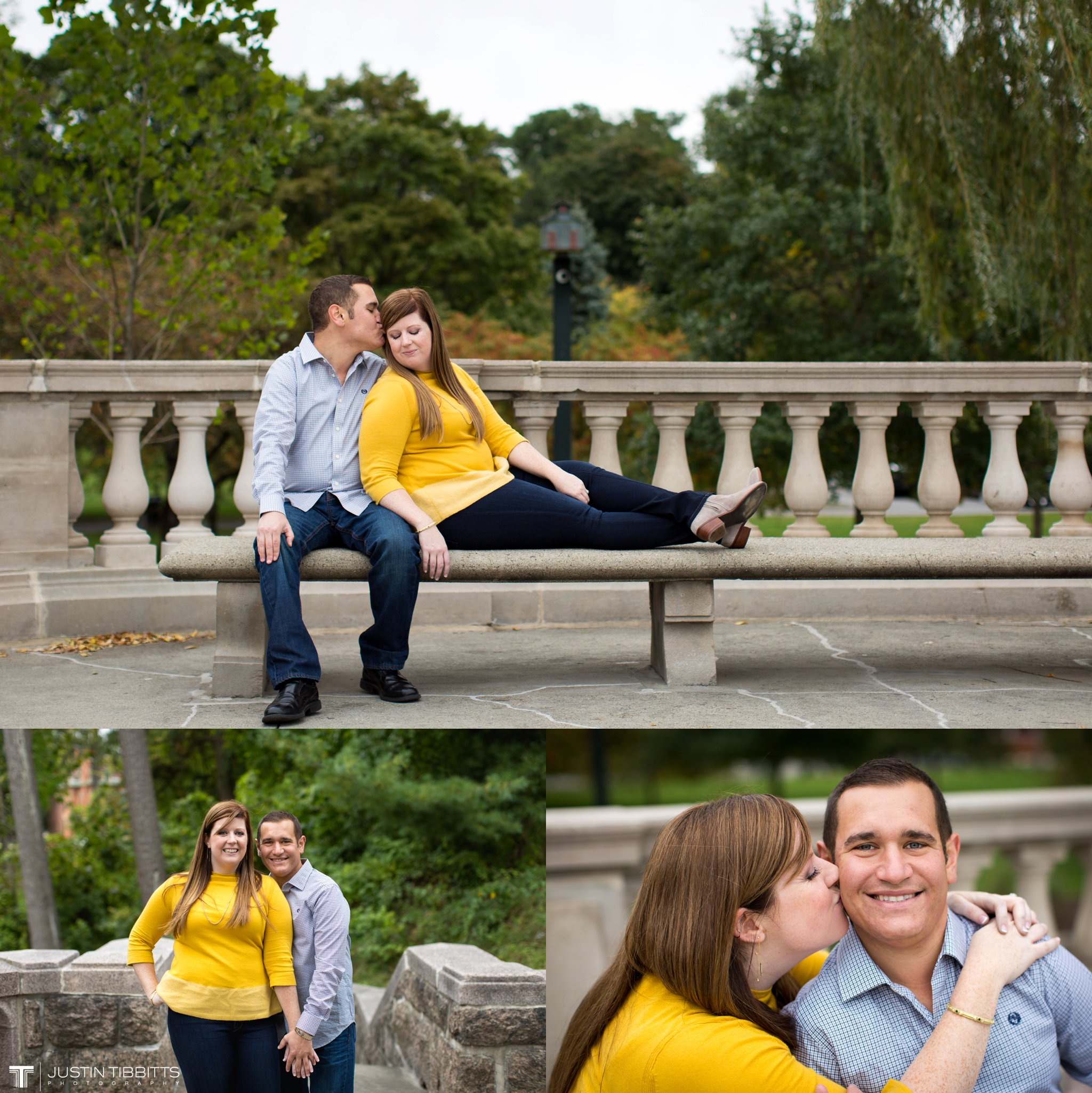 Amanda and John Michael's Saratoga, NY Engagement Shoot-31