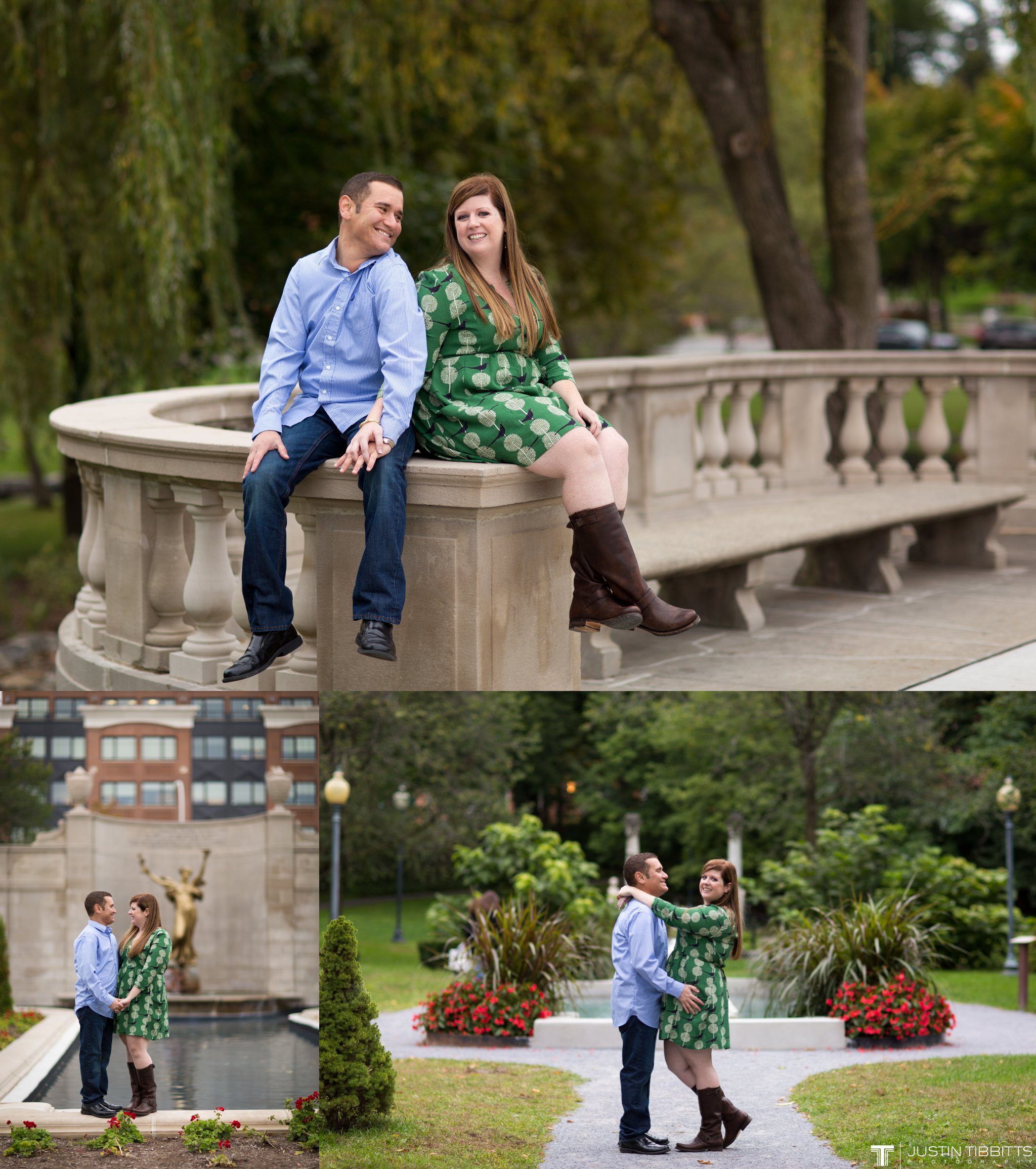 Amanda and John Michael's Saratoga, NY Engagement Shoot-38