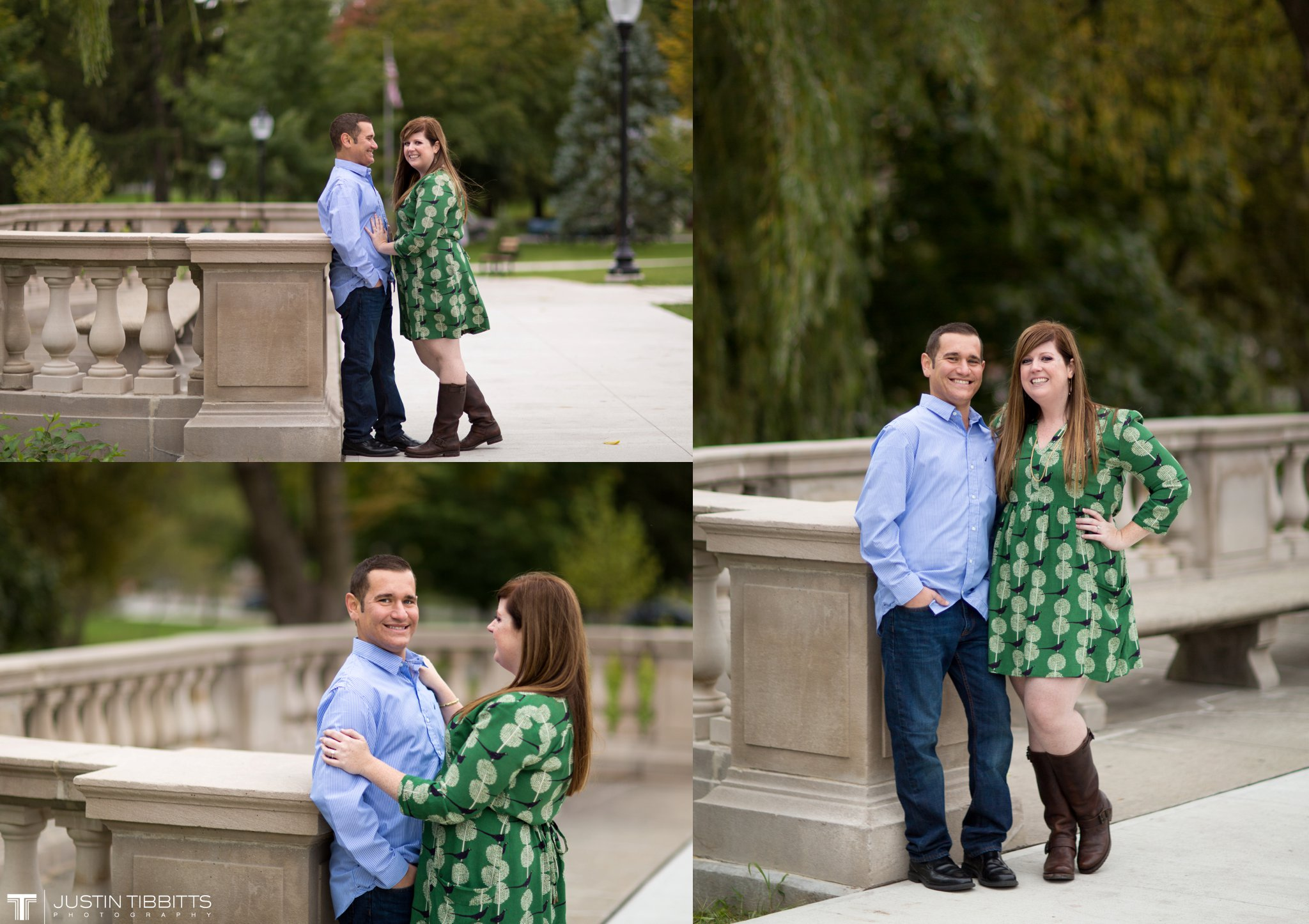 Amanda and John Michael's Saratoga, NY Engagement Shoot-43