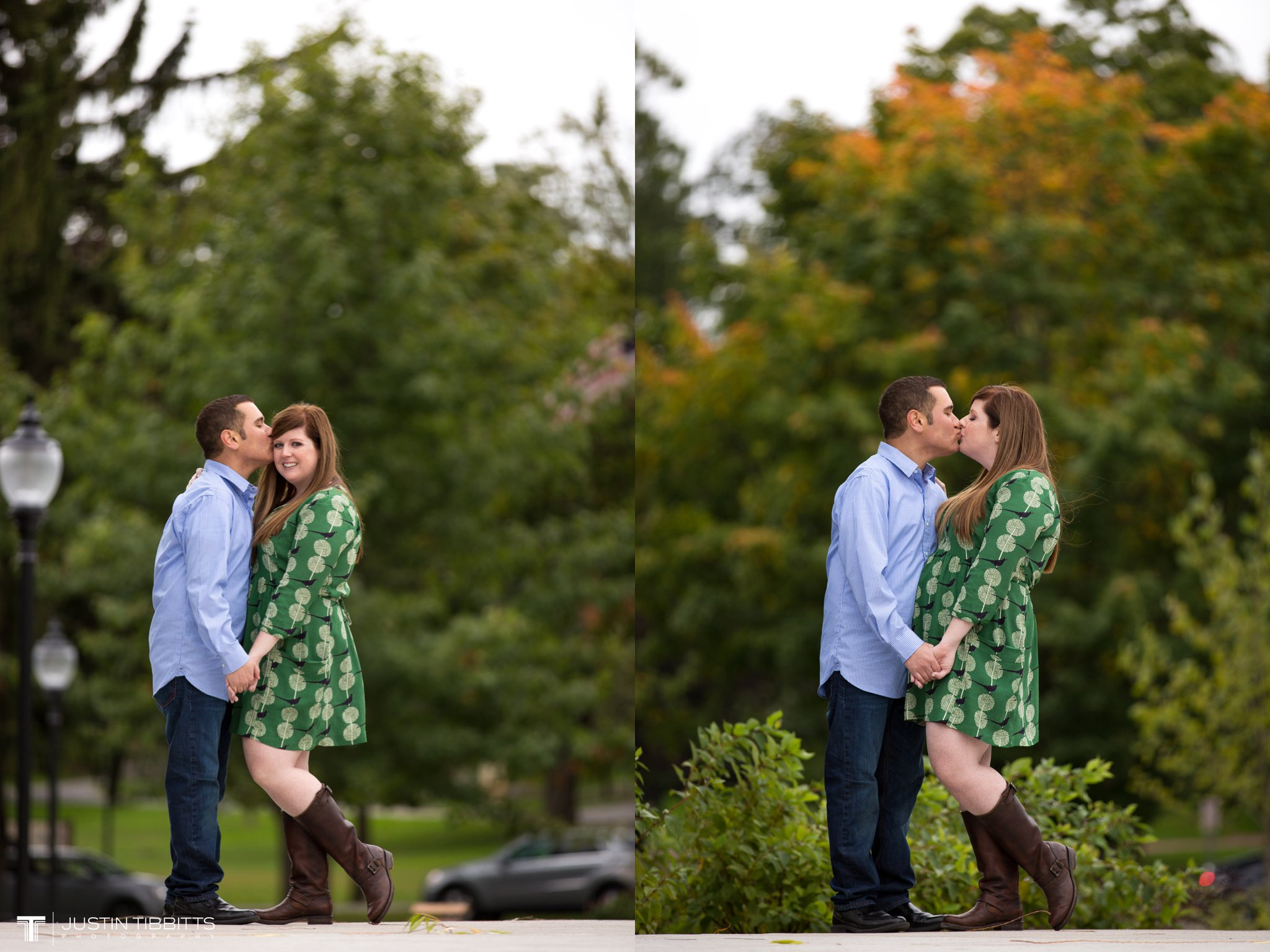 Amanda and John Michael's Saratoga, NY Engagement Shoot-50