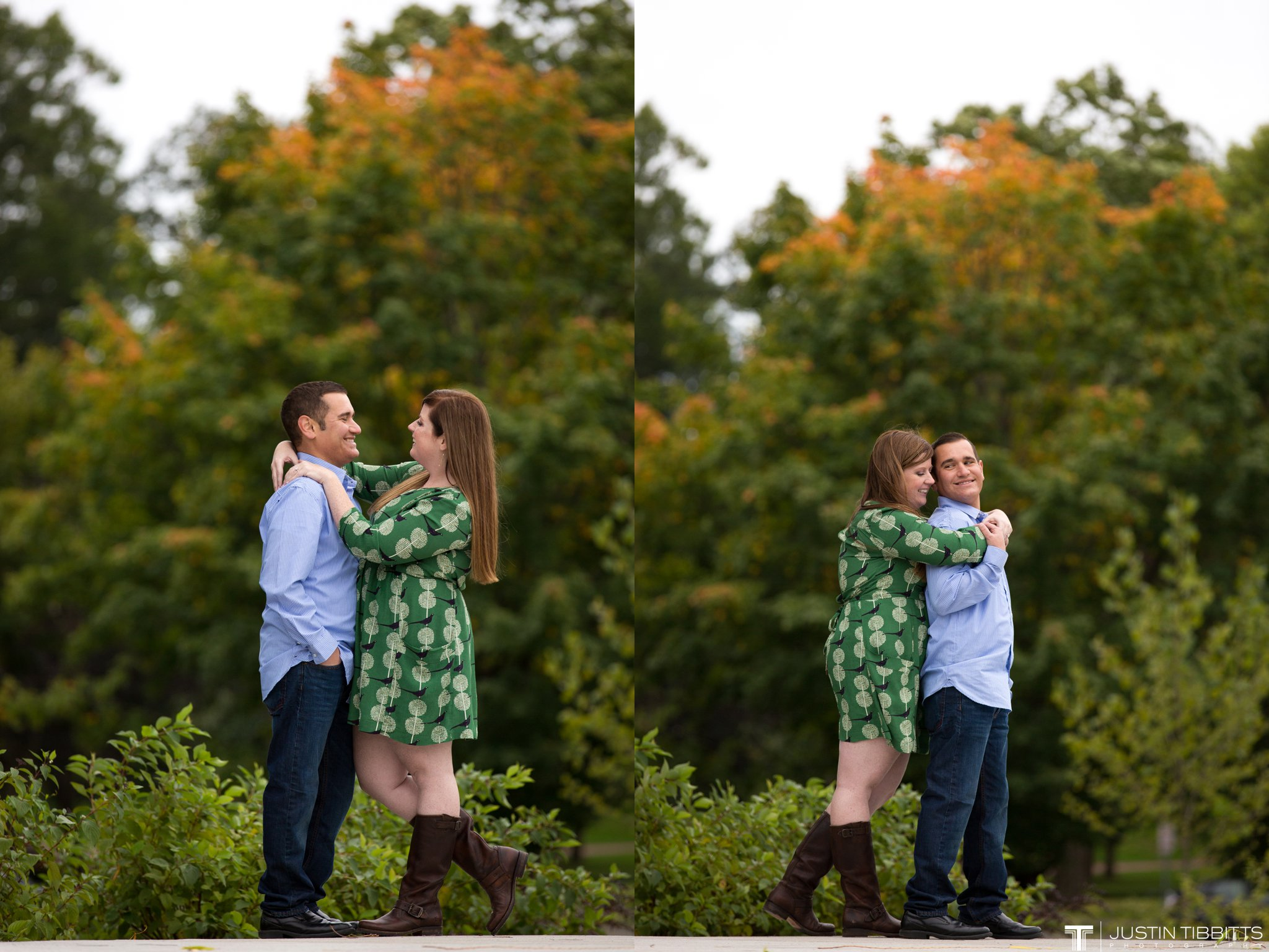 Amanda and John Michael's Saratoga, NY Engagement Shoot-57
