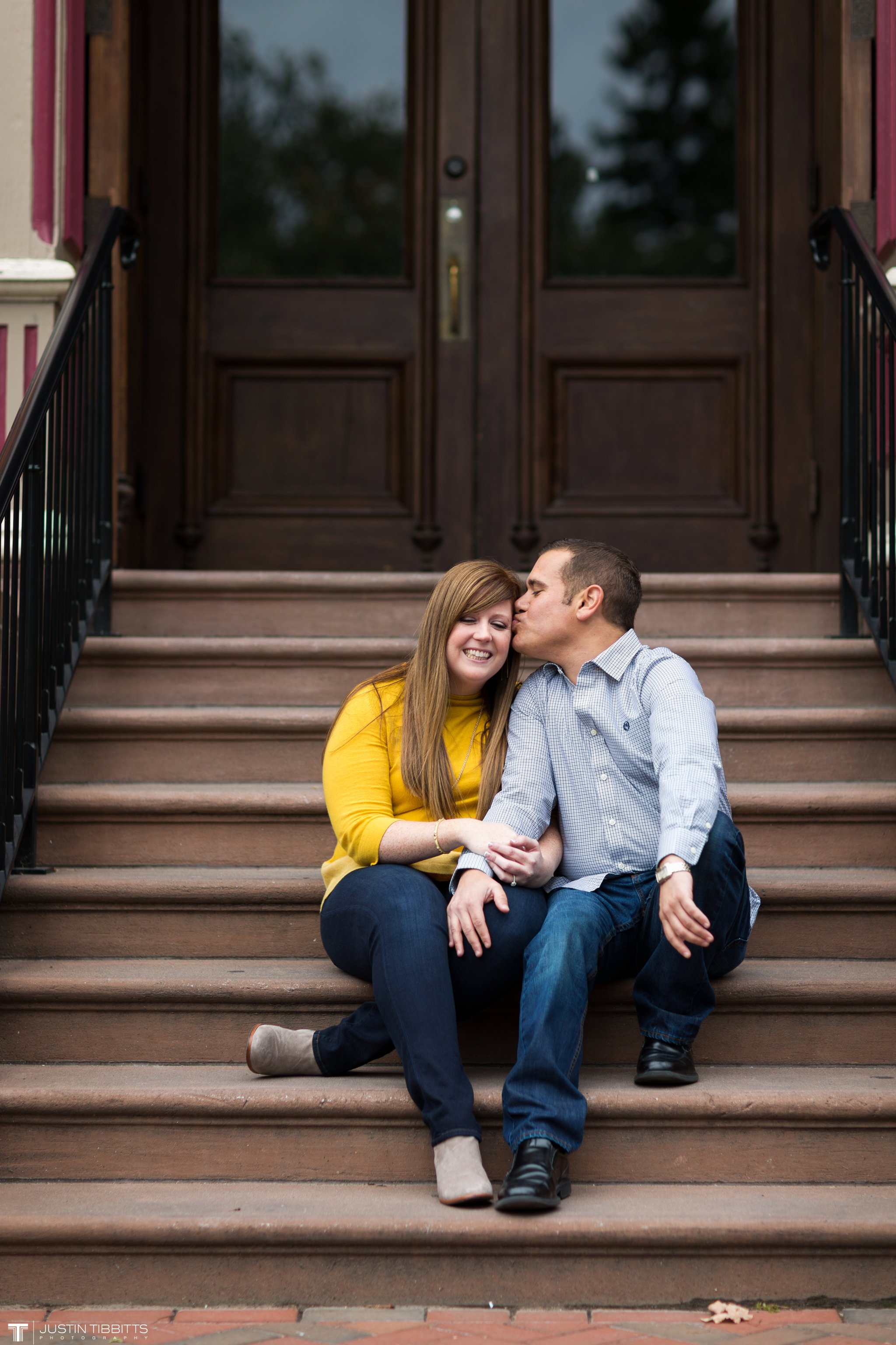 Amanda and John Michael's Saratoga, NY Engagement Shoot-6