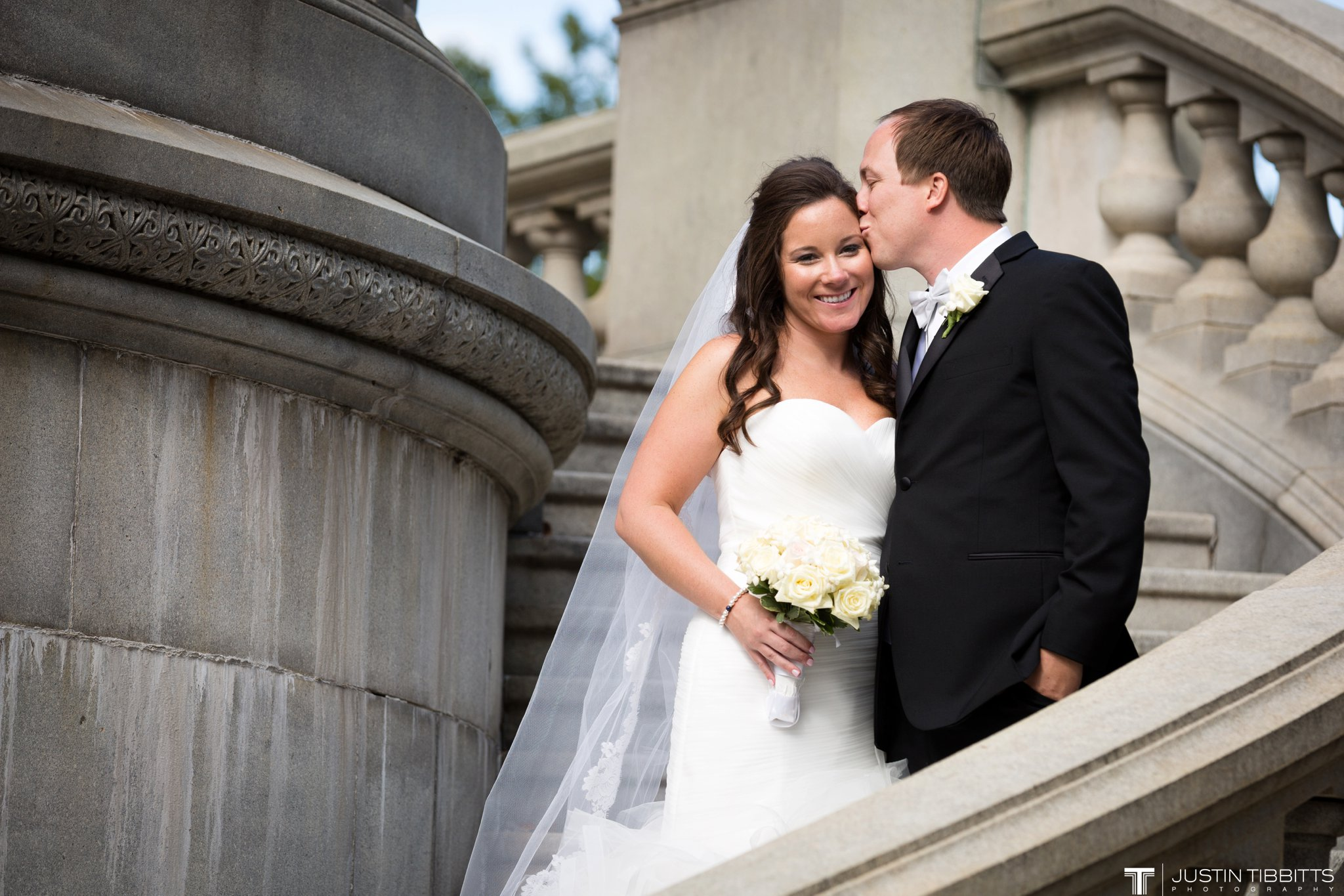 The State Room Albany, NY Wedding with Christian and Meg by Justin Tibbitts Photography_0088