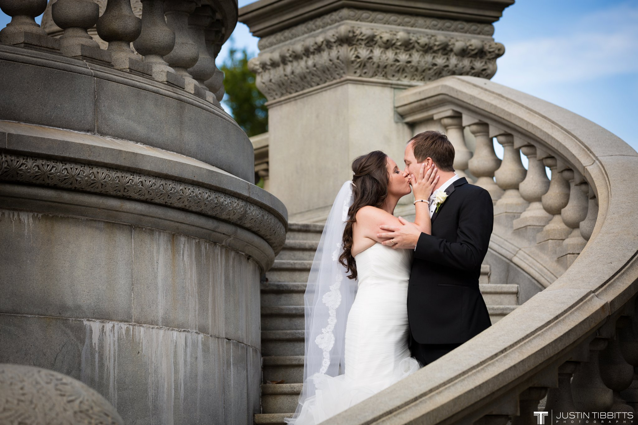 The State Room Albany, NY Wedding with Christian and Meg by Justin Tibbitts Photography_0090