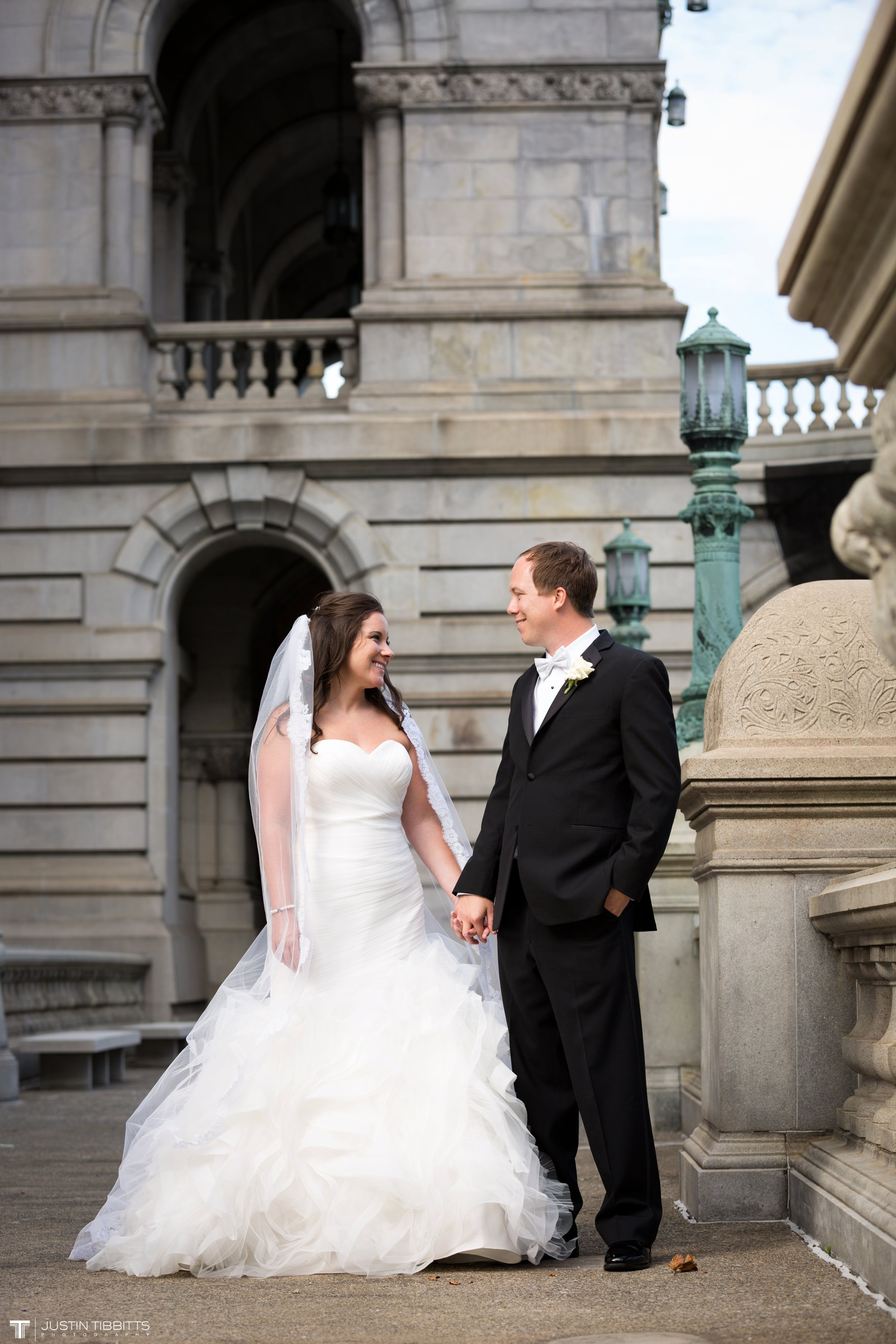 The State Room Albany, NY Wedding with Christian and Meg by Justin Tibbitts Photography_0094
