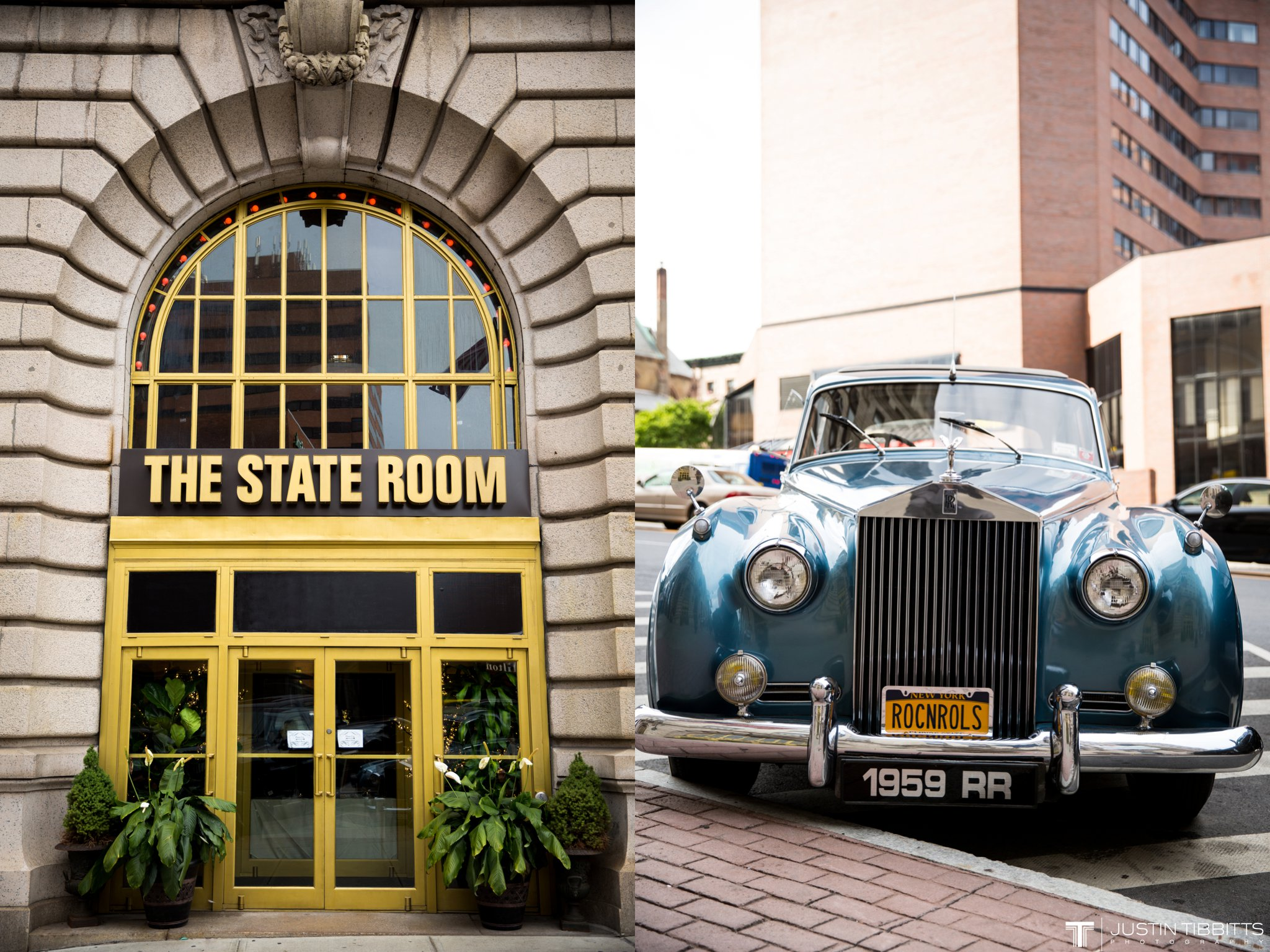 The State Room Albany, NY Wedding with Christian and Meg by Justin Tibbitts Photography_0125