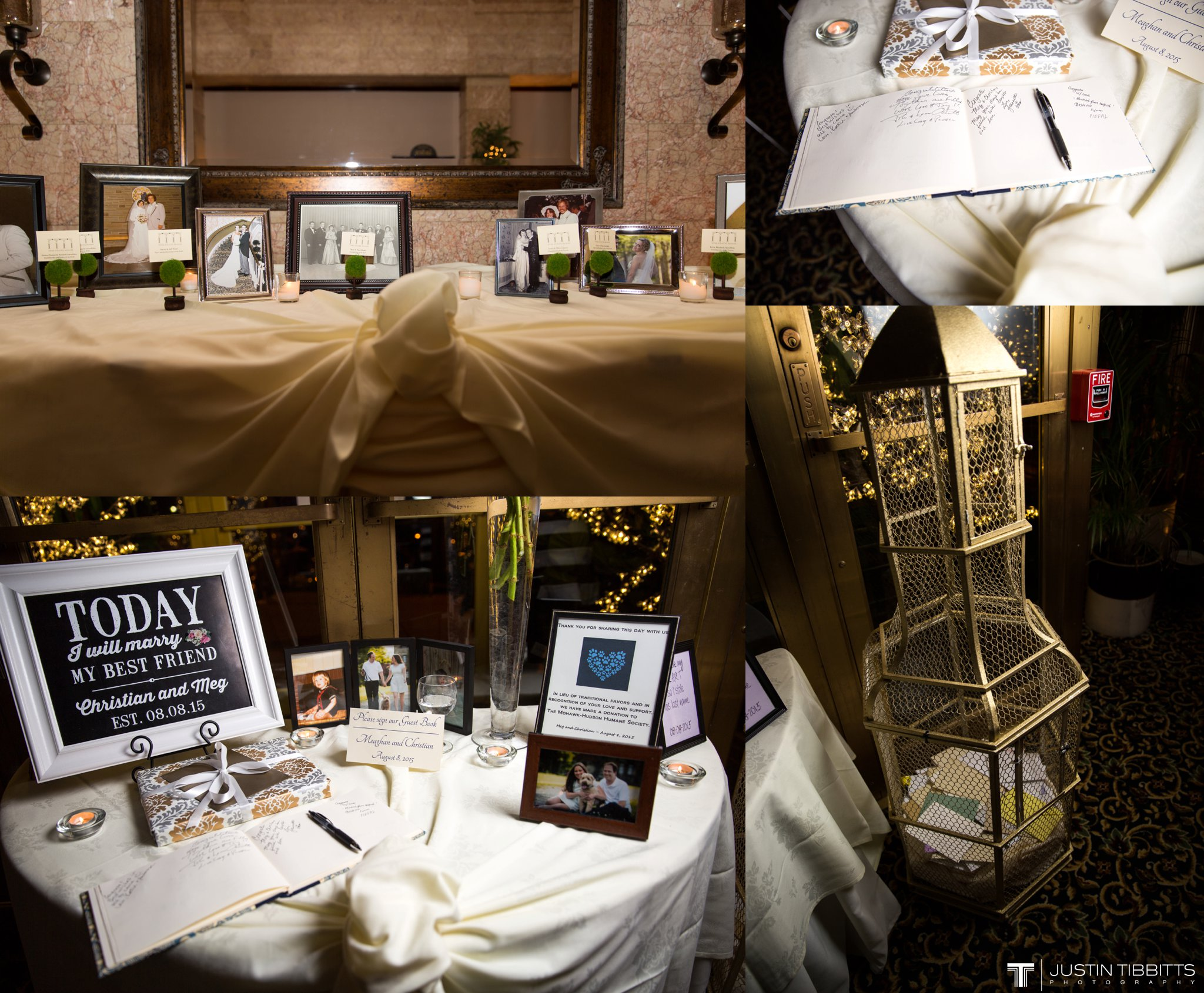 The State Room Albany, NY Wedding with Christian and Meg by Justin Tibbitts Photography_0132