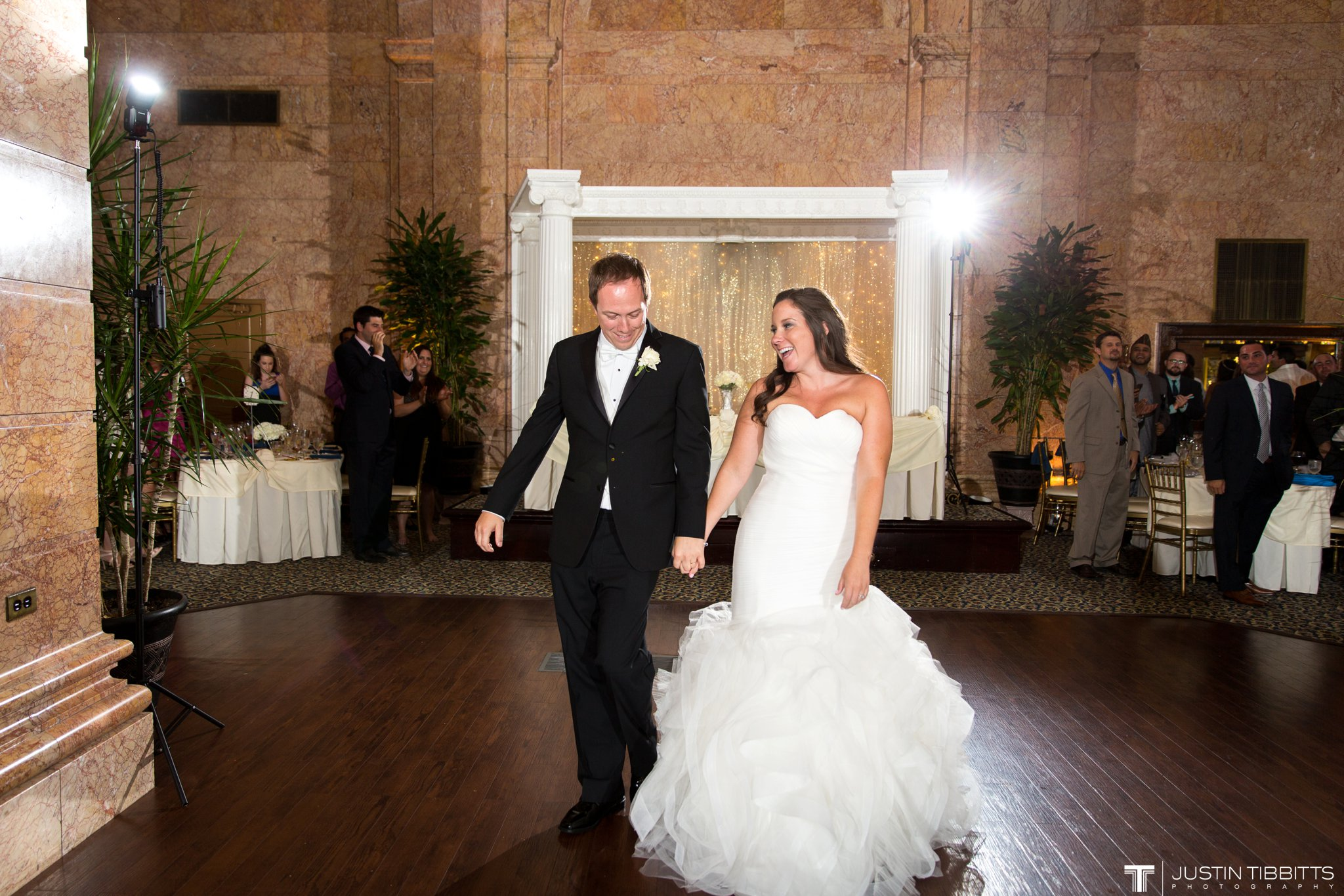 The State Room Albany, NY Wedding with Christian and Meg by Justin Tibbitts Photography_0136